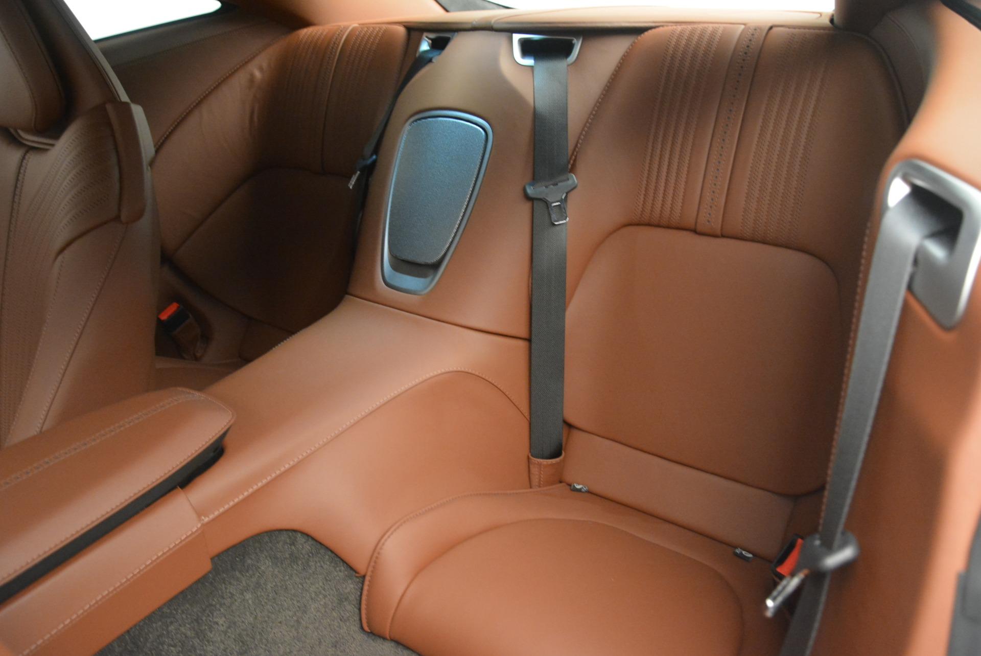 New 2018 Aston Martin DB11 V12 Coupe For Sale In Greenwich, CT. Alfa Romeo of Greenwich, A1262 2226_p16