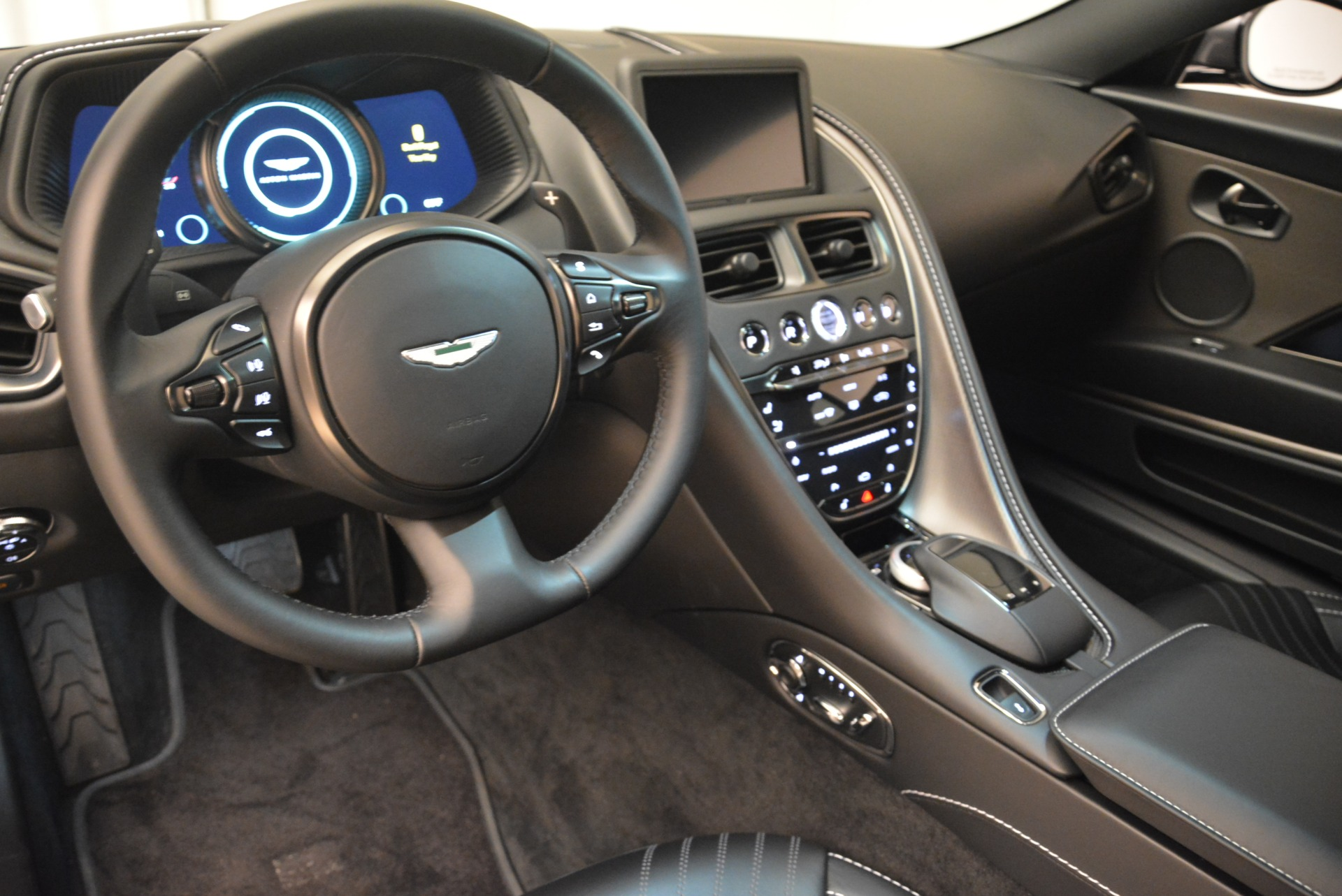 New 2018 Aston Martin DB11 V12 Coupe For Sale In Greenwich, CT. Alfa Romeo of Greenwich, A1270 2228_p14