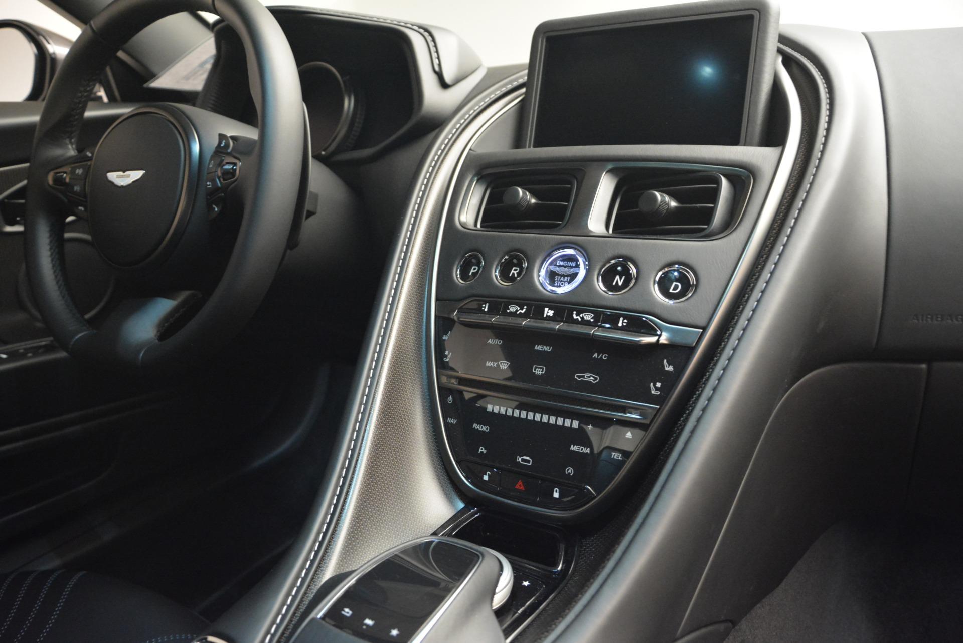 New 2018 Aston Martin DB11 V12 Coupe For Sale In Greenwich, CT. Alfa Romeo of Greenwich, A1270 2228_p18