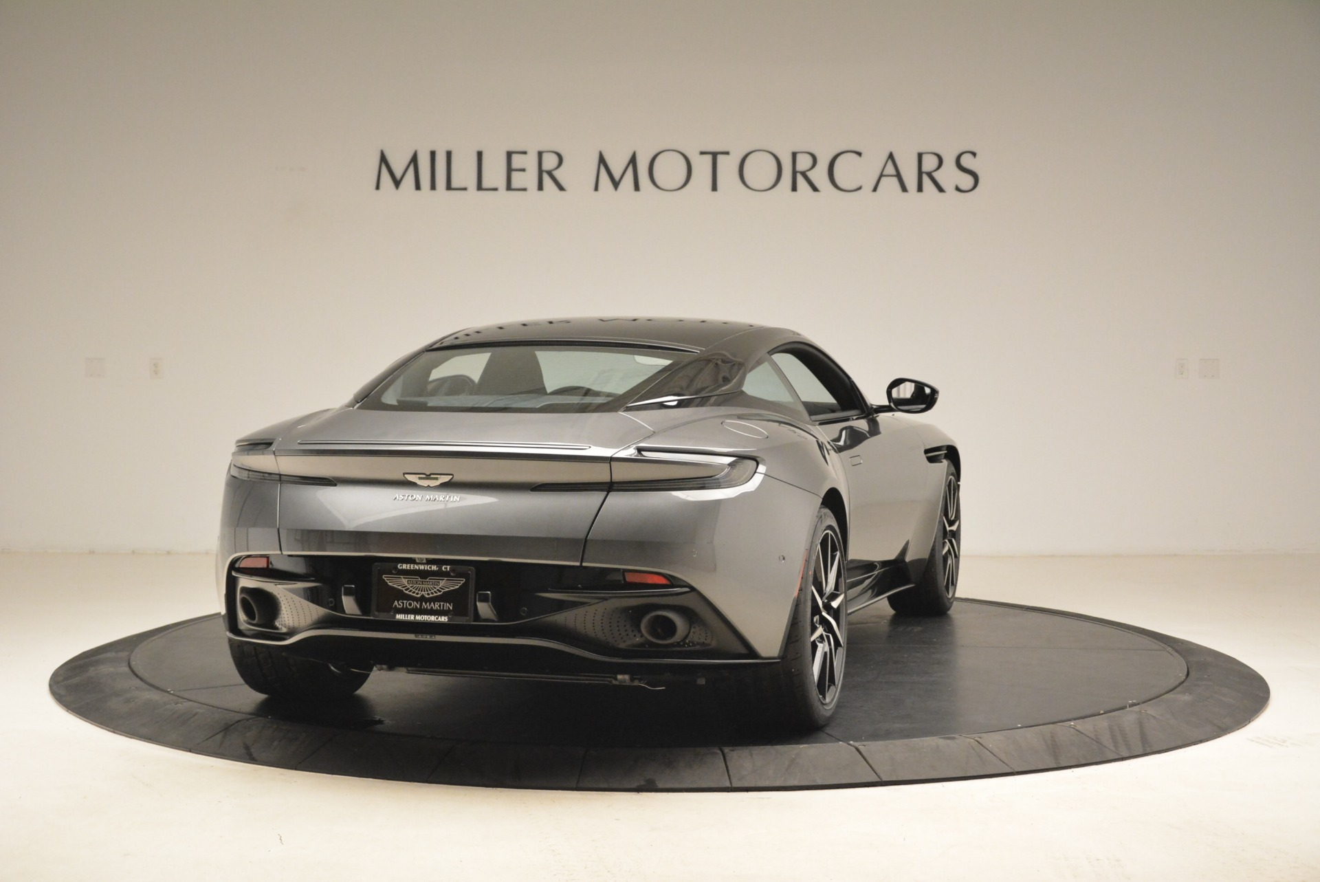 New 2018 Aston Martin DB11 V12 Coupe For Sale In Greenwich, CT. Alfa Romeo of Greenwich, A1270 2228_p7