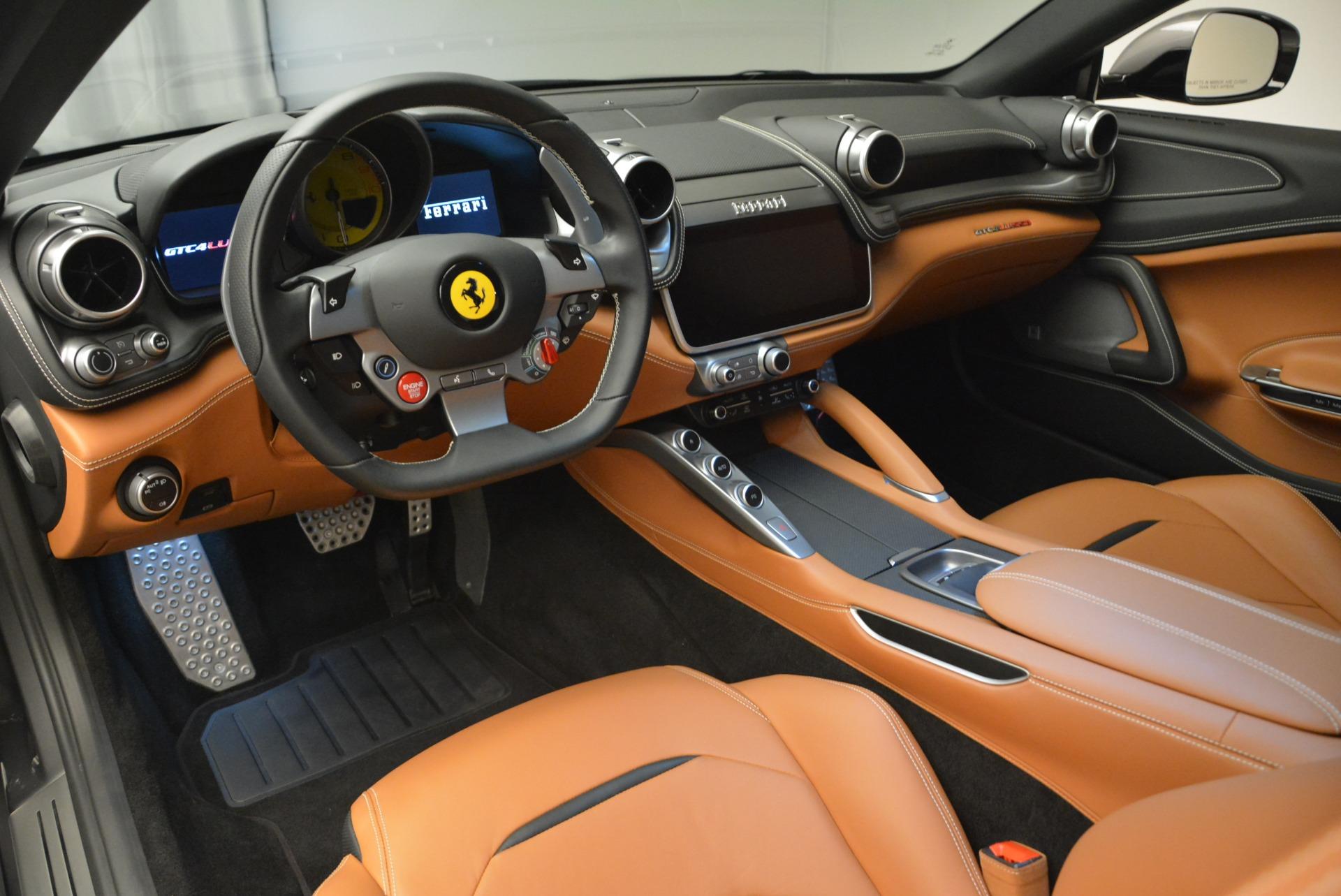 Used 2017 Ferrari GTC4Lusso  For Sale In Greenwich, CT. Alfa Romeo of Greenwich, 4477 2229_p13