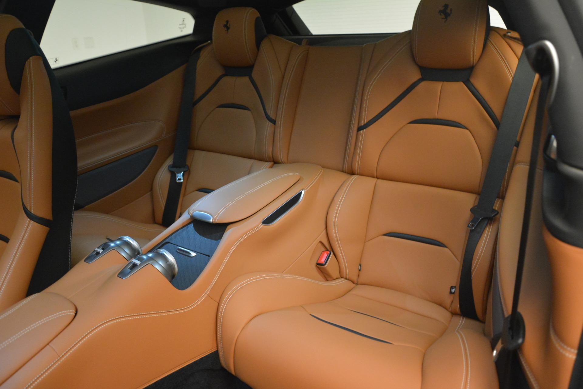 Used 2017 Ferrari GTC4Lusso  For Sale In Greenwich, CT. Alfa Romeo of Greenwich, 4477 2229_p17