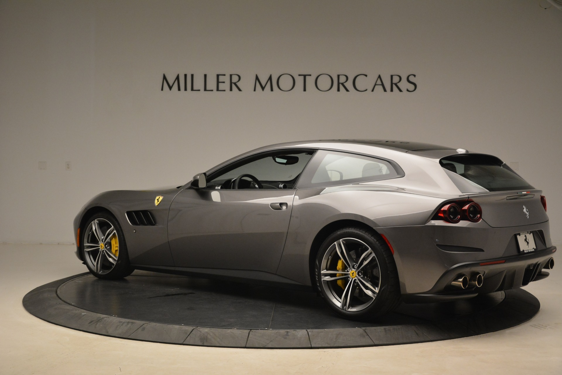 Used 2017 Ferrari GTC4Lusso  For Sale In Greenwich, CT. Alfa Romeo of Greenwich, 4477 2229_p4