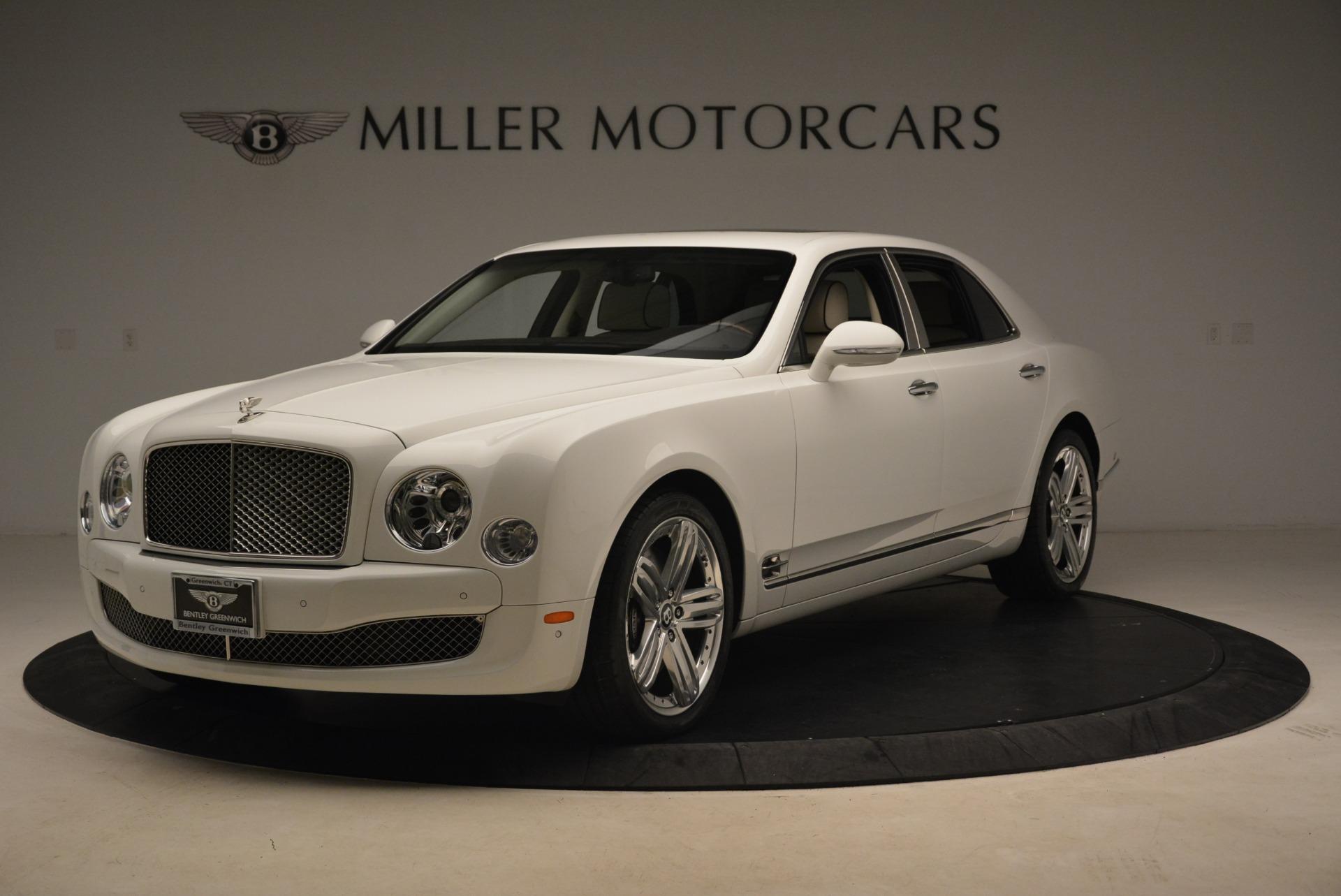 Used 2013 Bentley Mulsanne  For Sale In Greenwich, CT. Alfa Romeo of Greenwich, R460A 2230_main