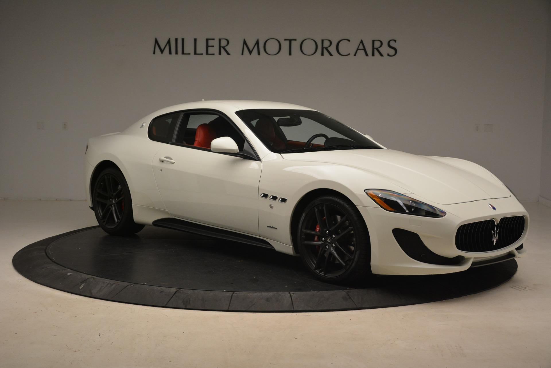 Used 2015 Maserati GranTurismo Sport For Sale In Greenwich, CT. Alfa Romeo of Greenwich, 7367 2233_p11