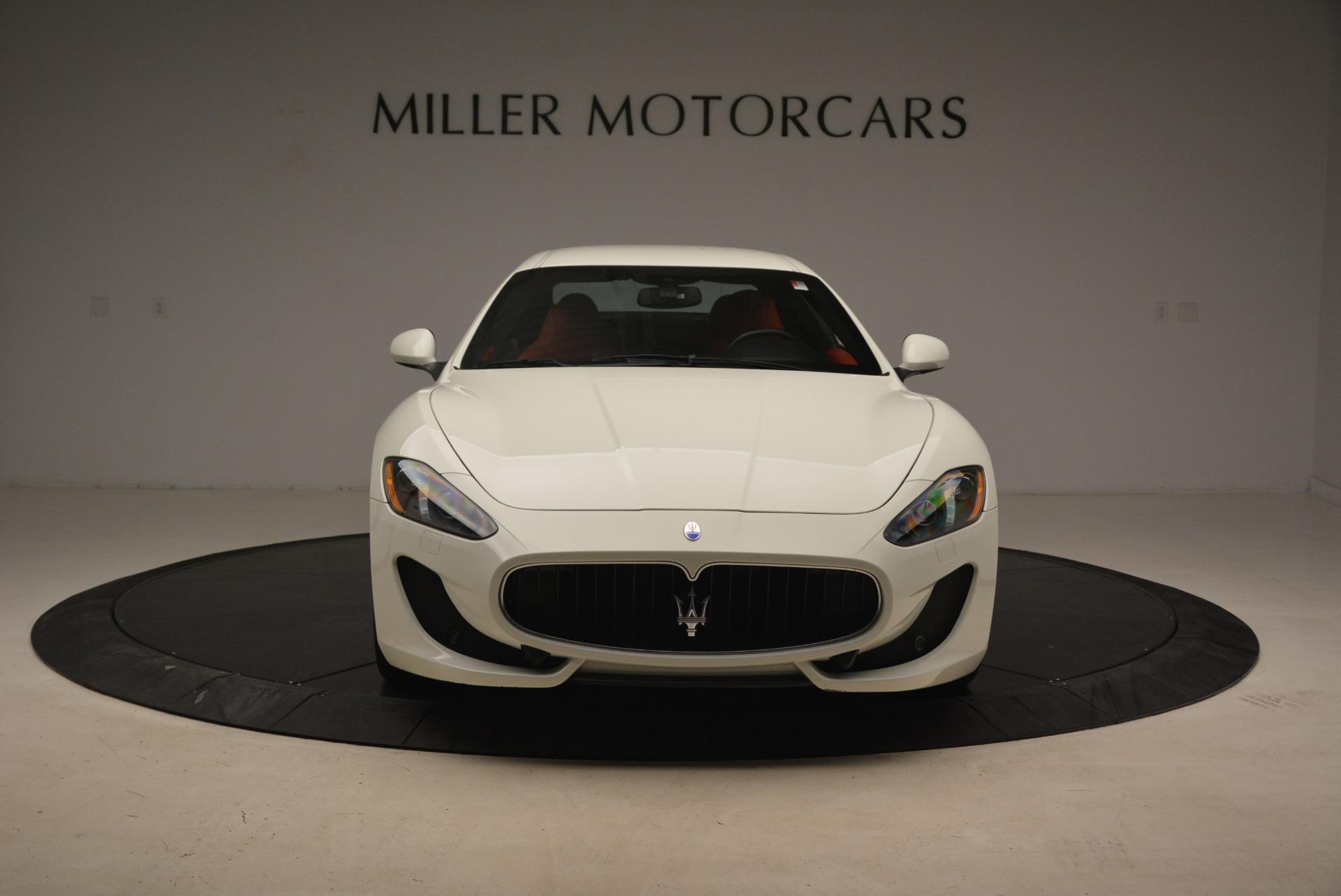 Used 2015 Maserati GranTurismo Sport For Sale In Greenwich, CT. Alfa Romeo of Greenwich, 7367 2233_p12