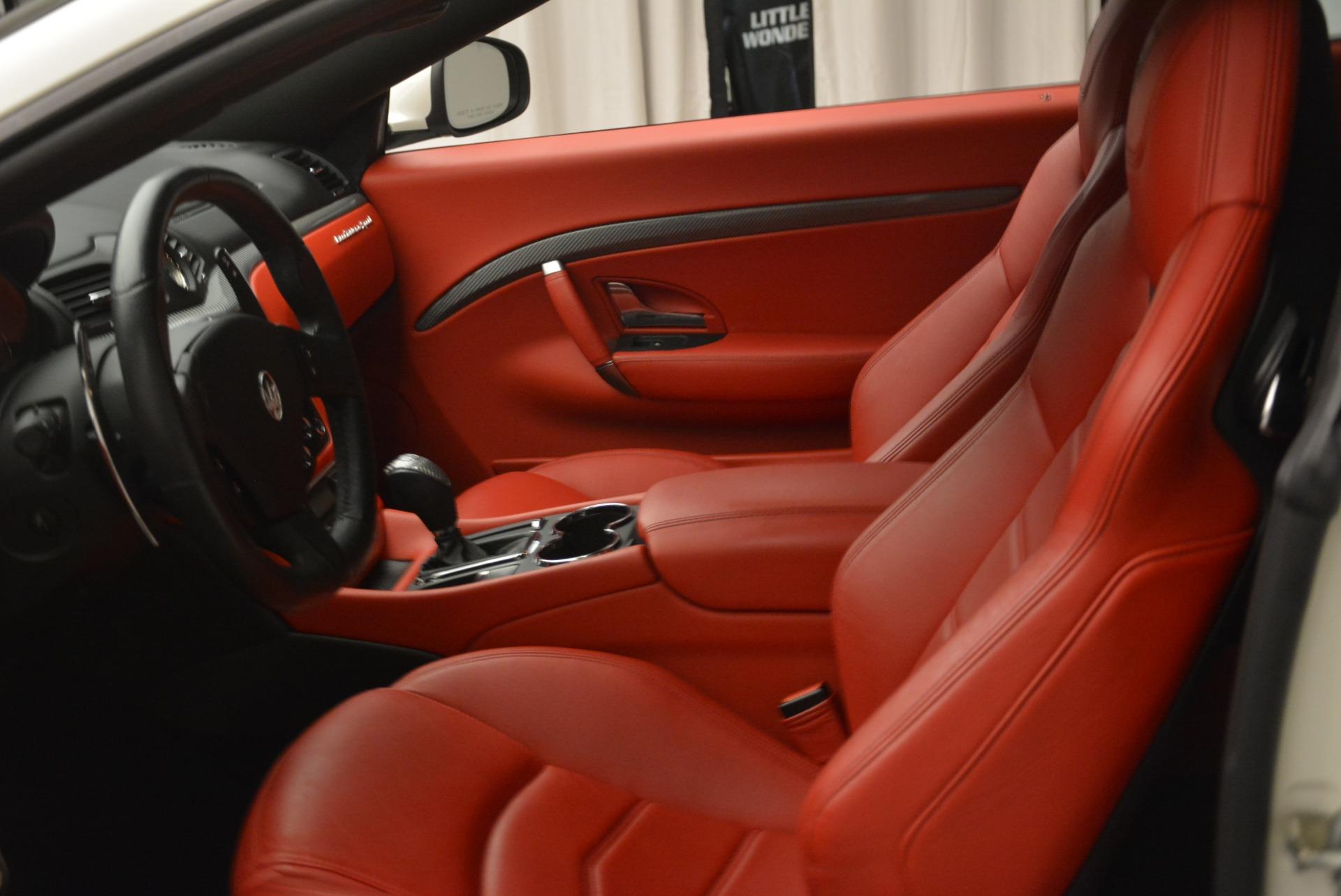 Used 2015 Maserati GranTurismo Sport For Sale In Greenwich, CT. Alfa Romeo of Greenwich, 7367 2233_p14
