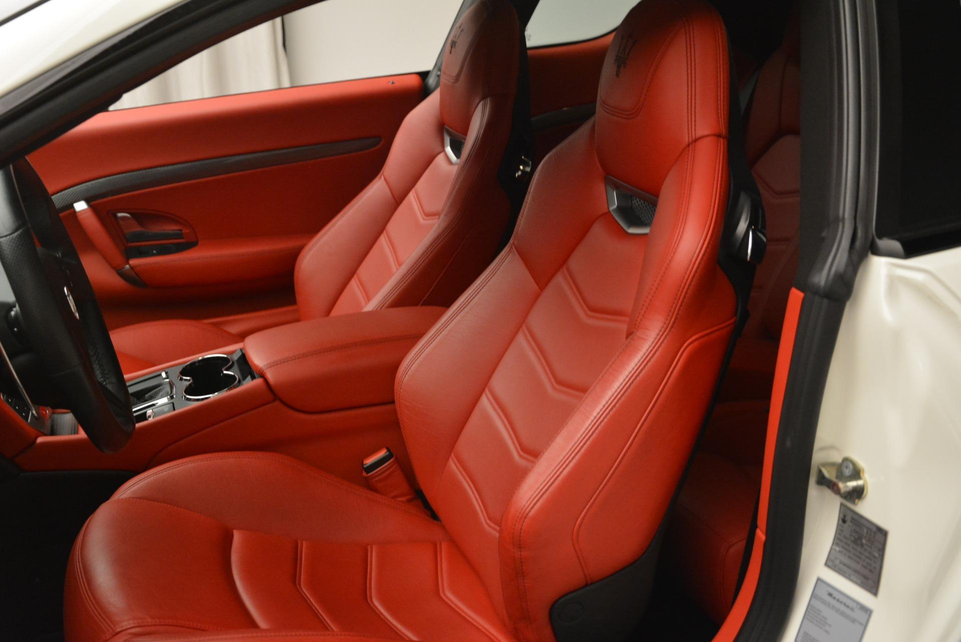 Used 2015 Maserati GranTurismo Sport For Sale In Greenwich, CT. Alfa Romeo of Greenwich, 7367 2233_p15