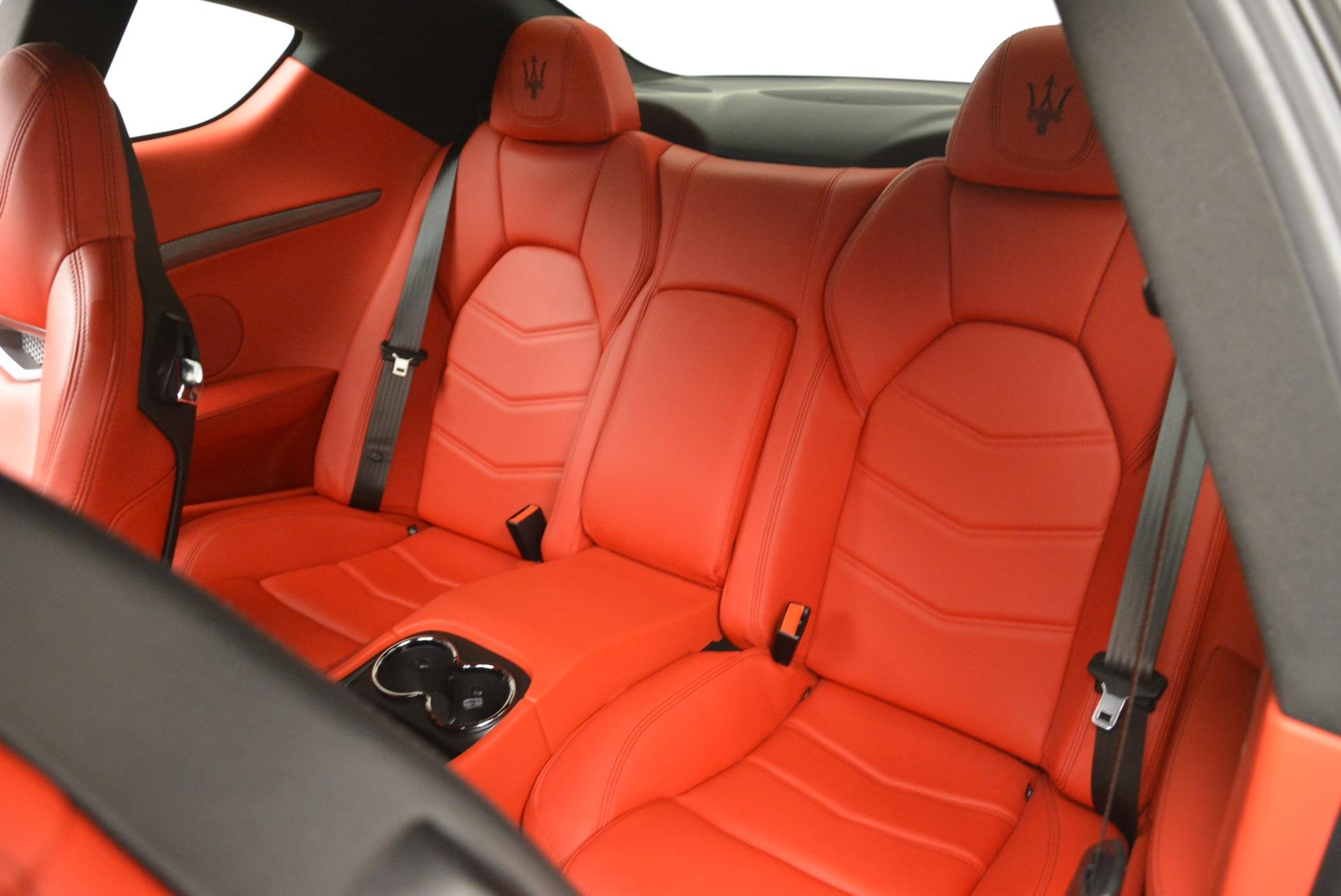 Used 2015 Maserati GranTurismo Sport For Sale In Greenwich, CT. Alfa Romeo of Greenwich, 7367 2233_p18