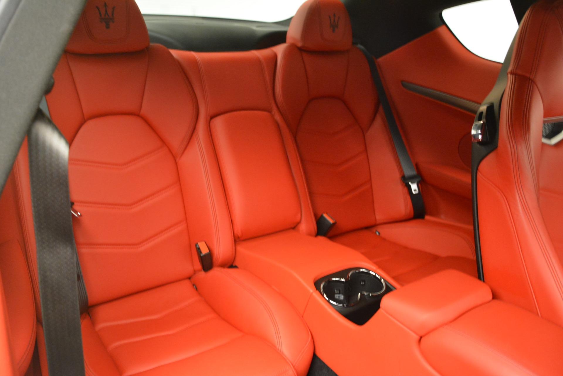 Used 2015 Maserati GranTurismo Sport For Sale In Greenwich, CT. Alfa Romeo of Greenwich, 7367 2233_p21