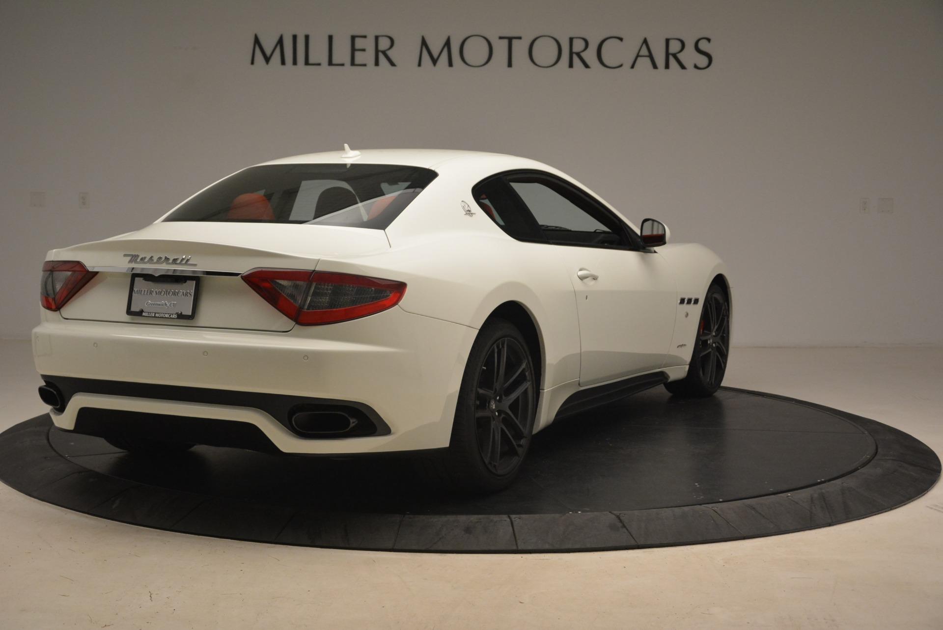 Used 2015 Maserati GranTurismo Sport For Sale In Greenwich, CT. Alfa Romeo of Greenwich, 7367 2233_p7