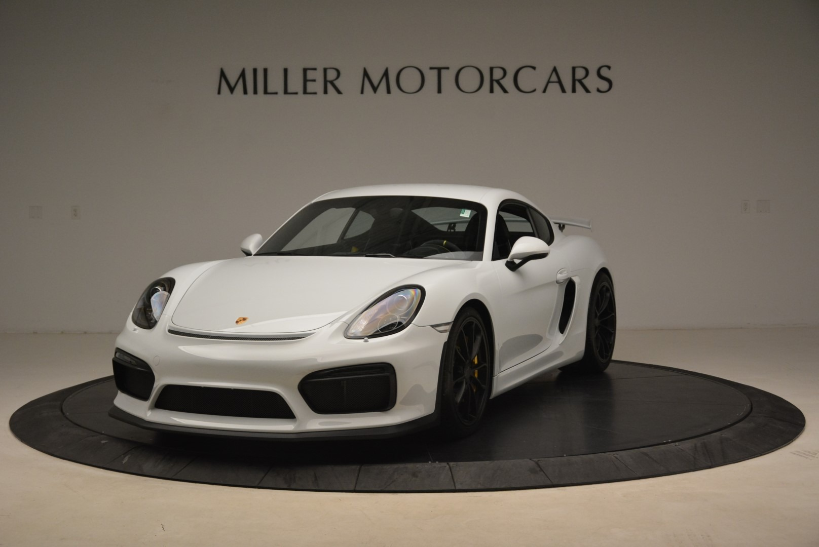 Used 2016 Porsche Cayman GT4 For Sale In Greenwich, CT. Alfa Romeo of Greenwich, 4472A