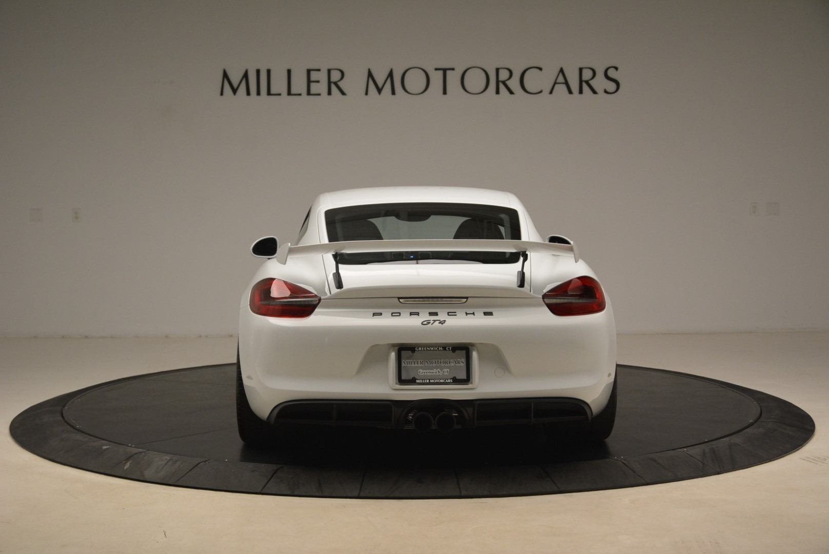 Used 2016 Porsche Cayman GT4 For Sale In Greenwich, CT. Alfa Romeo of Greenwich, 4472A 2234_p6