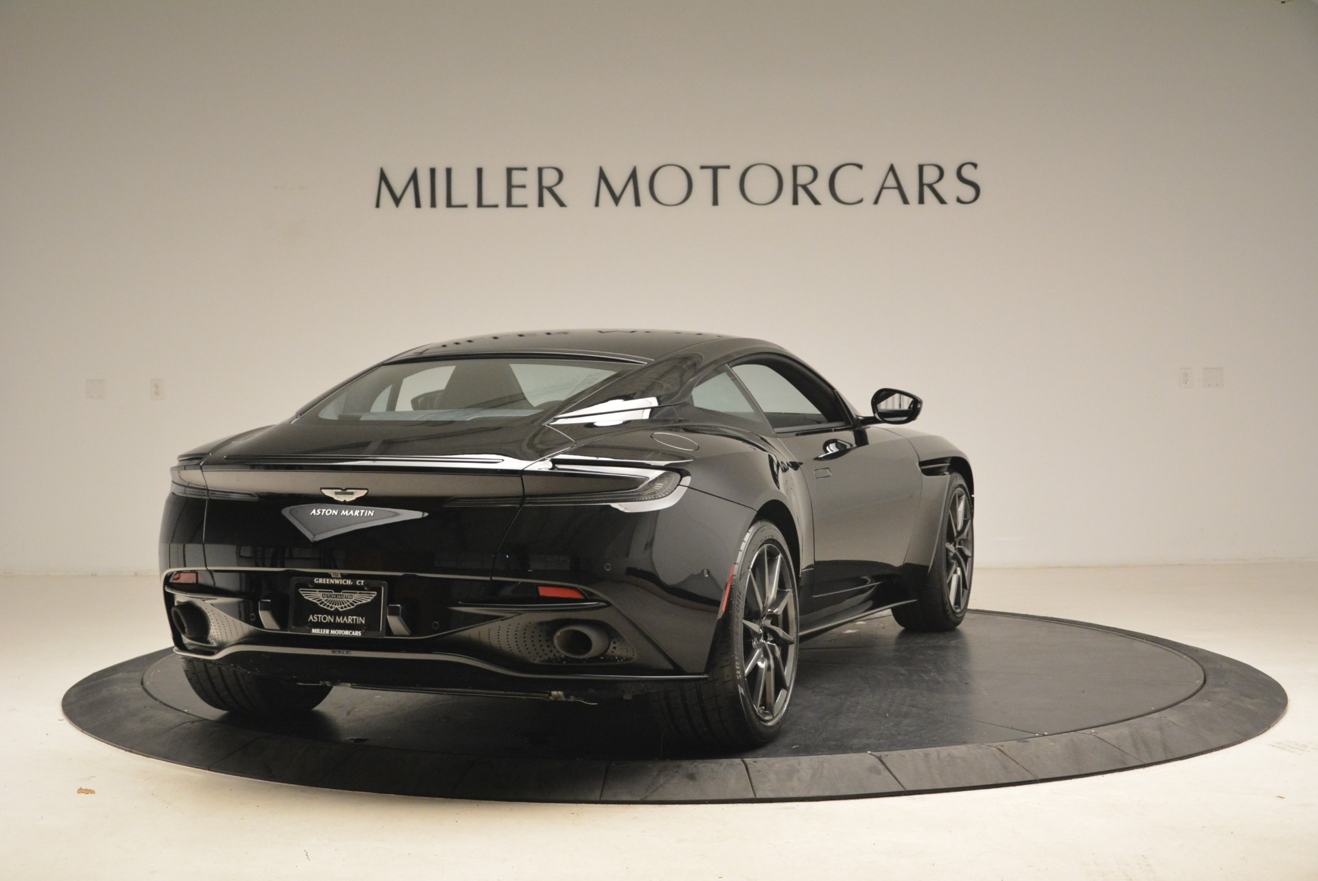 New 2018 Aston Martin DB11 V8 Coupe For Sale In Greenwich, CT. Alfa Romeo of Greenwich, A1278 2237_p7