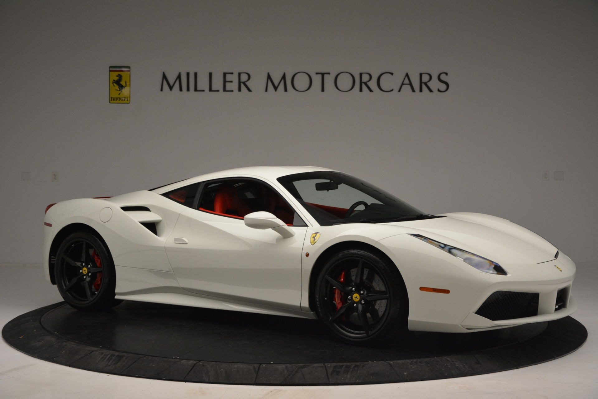 Used 2017 Ferrari 488 GTB  For Sale In Greenwich, CT. Alfa Romeo of Greenwich, F1887A 2238_p10
