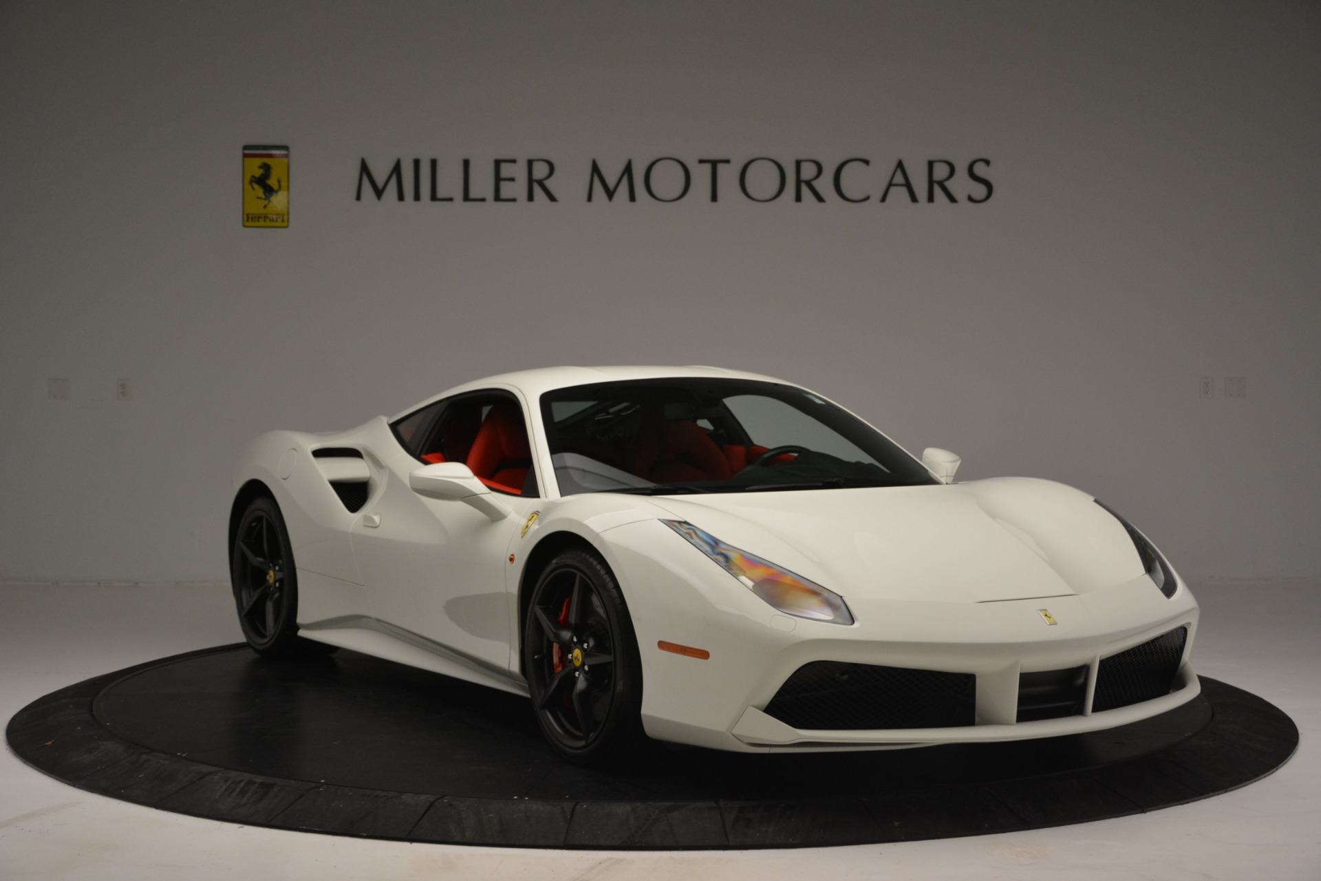 Used 2017 Ferrari 488 GTB  For Sale In Greenwich, CT. Alfa Romeo of Greenwich, F1887A 2238_p11