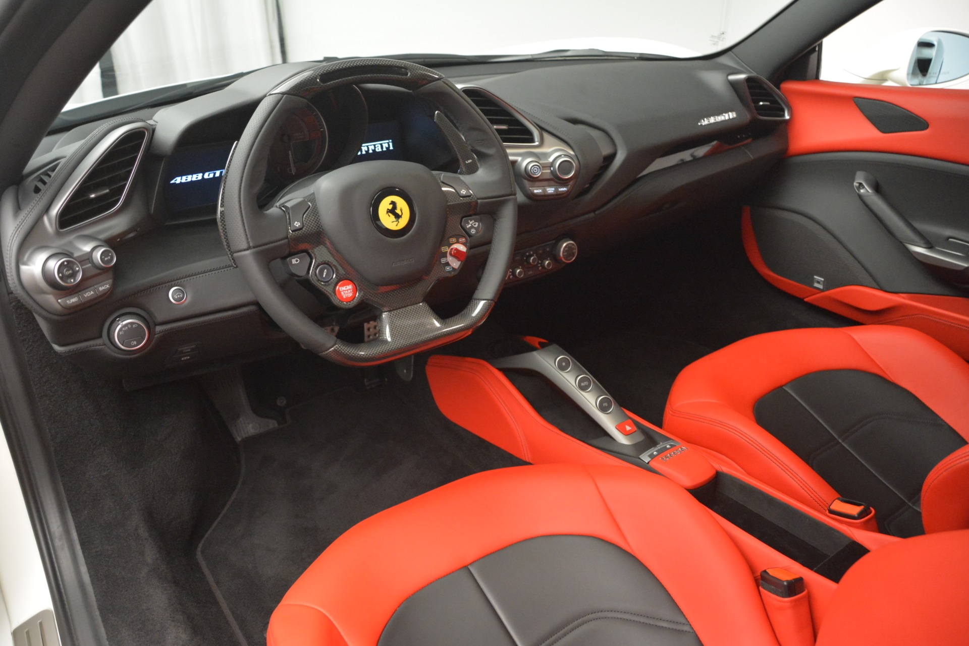 Used 2017 Ferrari 488 GTB  For Sale In Greenwich, CT. Alfa Romeo of Greenwich, F1887A 2238_p13
