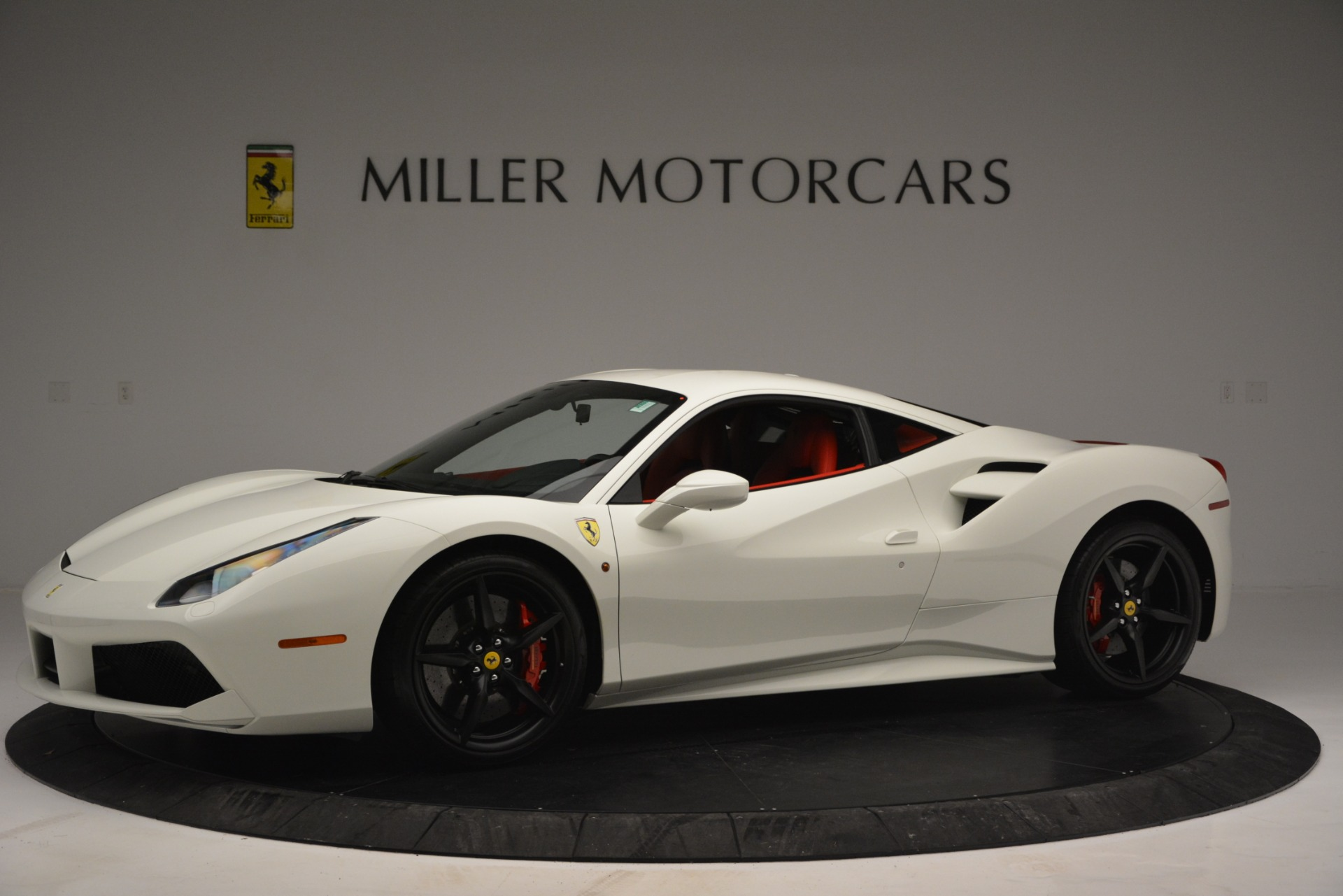 Used 2017 Ferrari 488 GTB  For Sale In Greenwich, CT. Alfa Romeo of Greenwich, F1887A 2238_p2