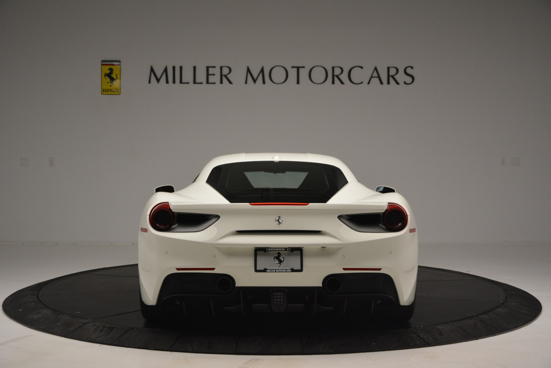Used 2017 Ferrari 488 GTB  For Sale In Greenwich, CT. Alfa Romeo of Greenwich, F1887A 2238_p6