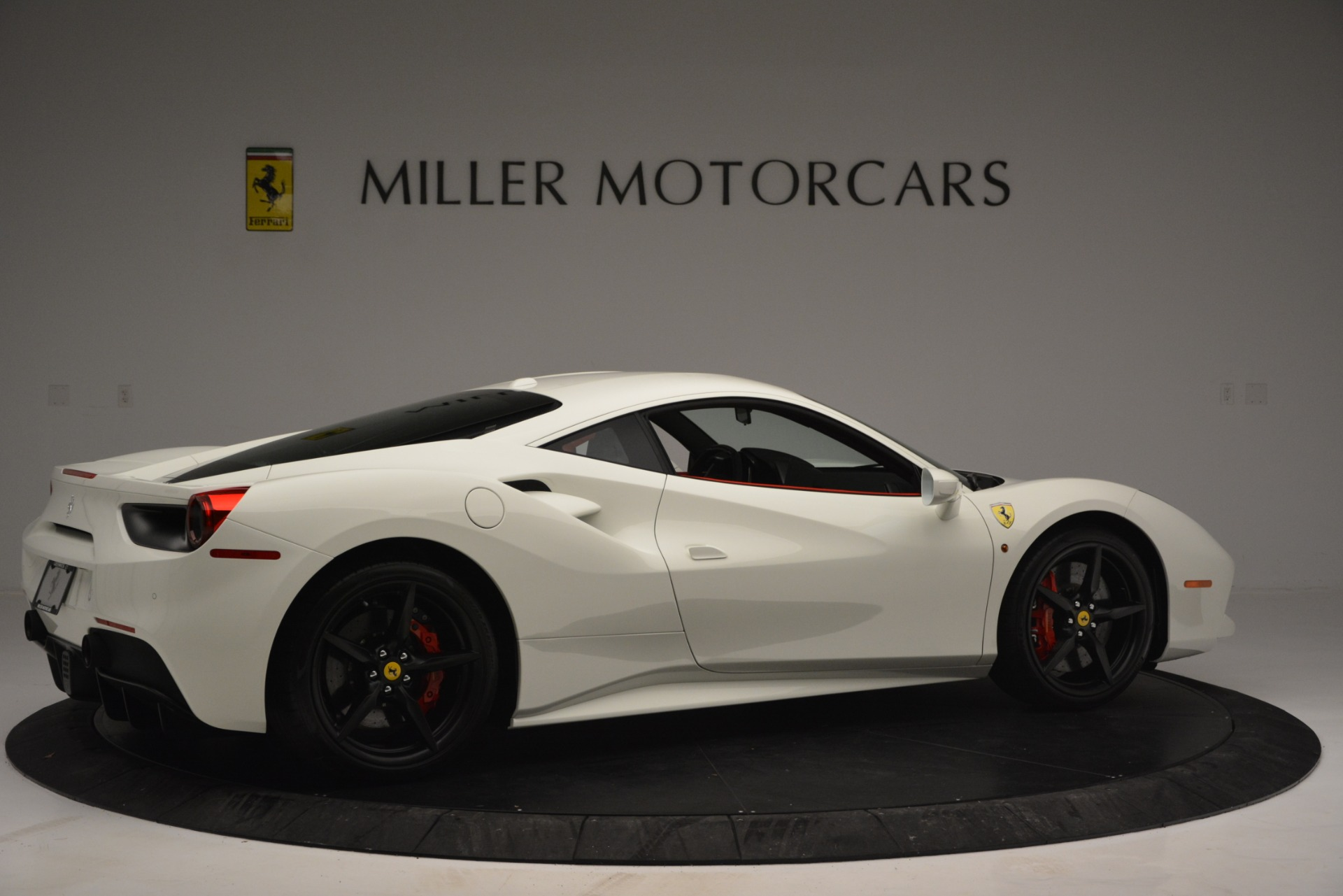 Used 2017 Ferrari 488 GTB  For Sale In Greenwich, CT. Alfa Romeo of Greenwich, F1887A 2238_p8