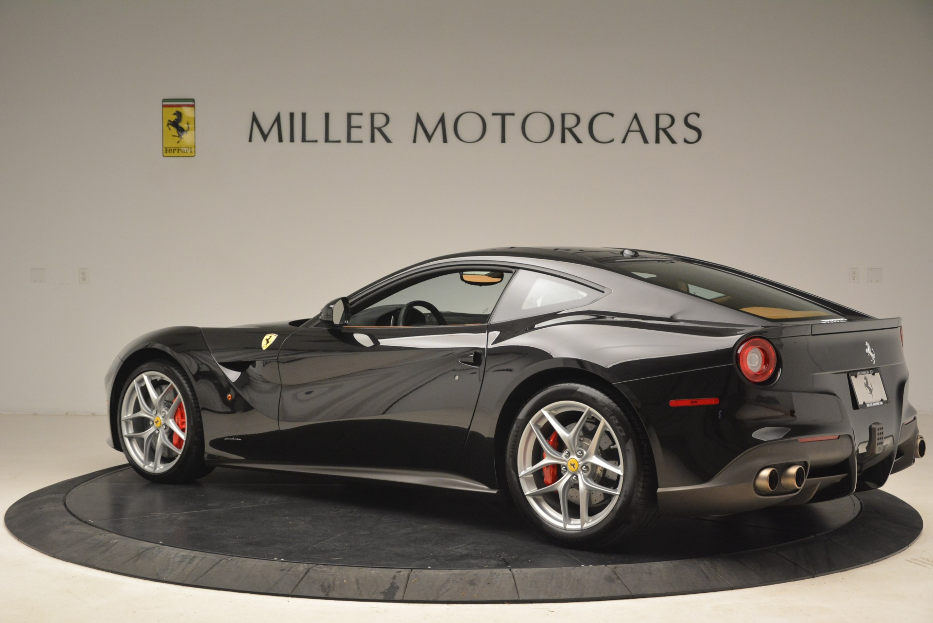 Used 2015 Ferrari F12 Berlinetta  For Sale In Greenwich, CT. Alfa Romeo of Greenwich, 4480 2239_p4