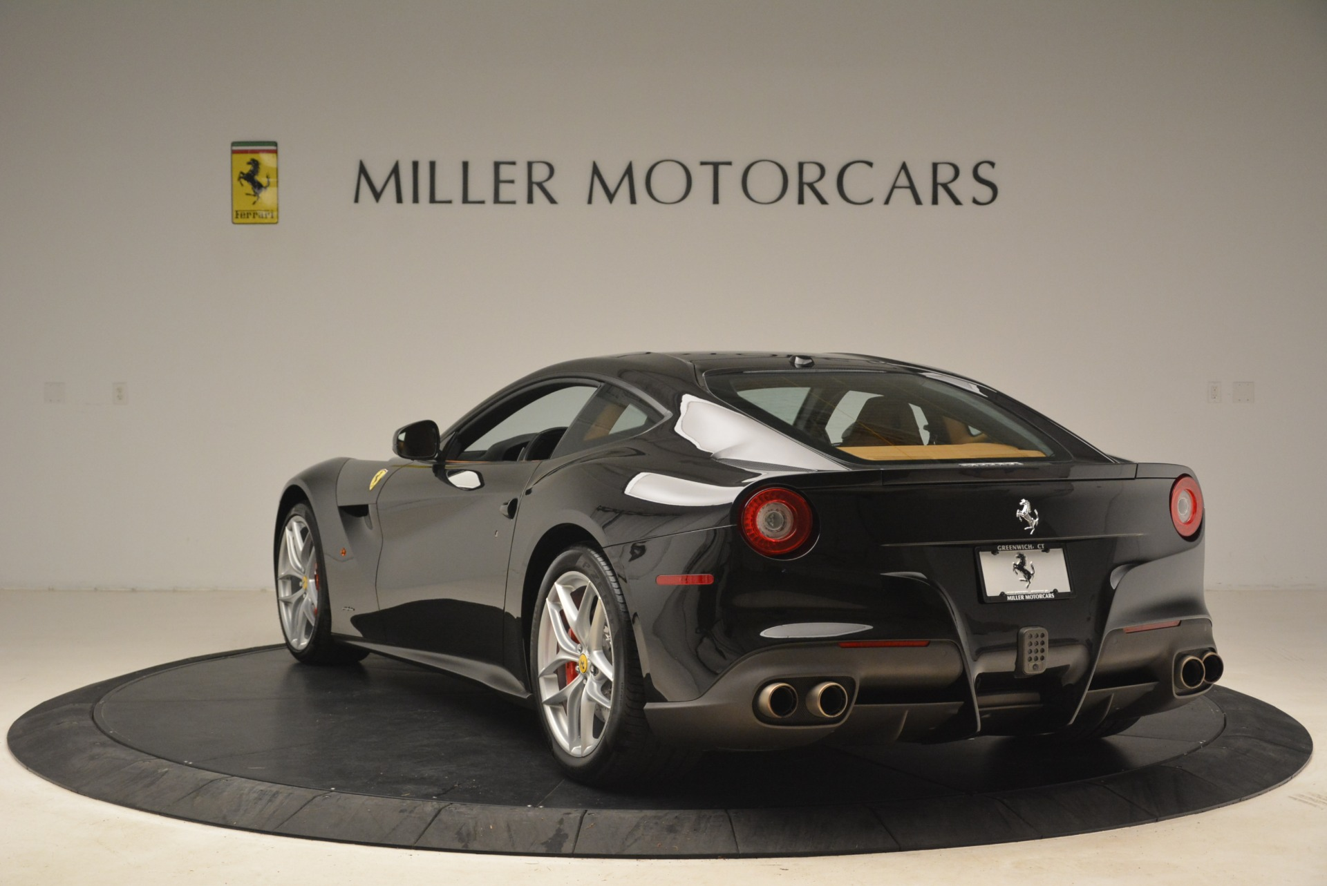 Used 2015 Ferrari F12 Berlinetta  For Sale In Greenwich, CT. Alfa Romeo of Greenwich, 4480 2239_p5