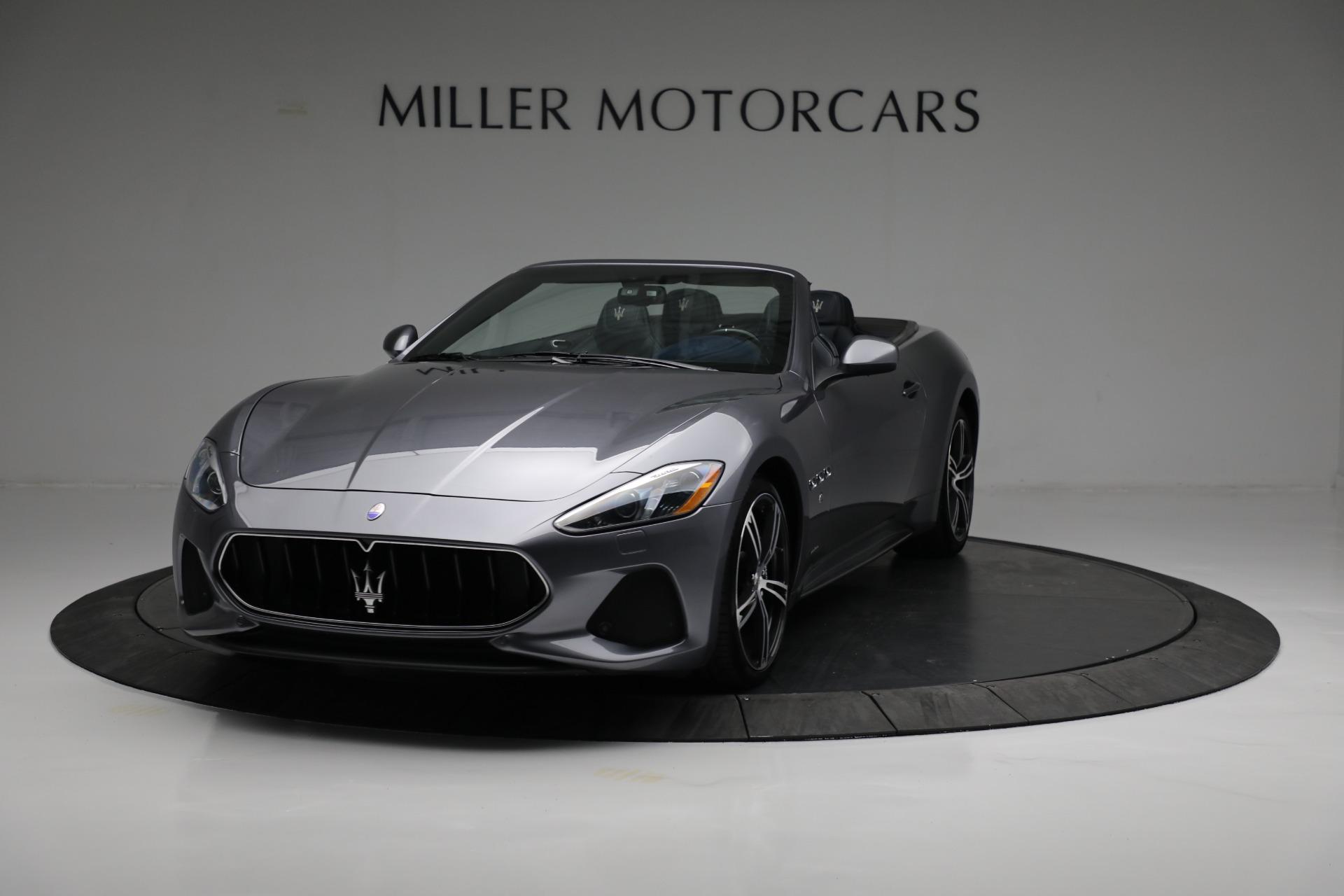 New 2018 Maserati GranTurismo Sport For Sale In Greenwich, CT. Alfa Romeo of Greenwich, M2109 2240_main