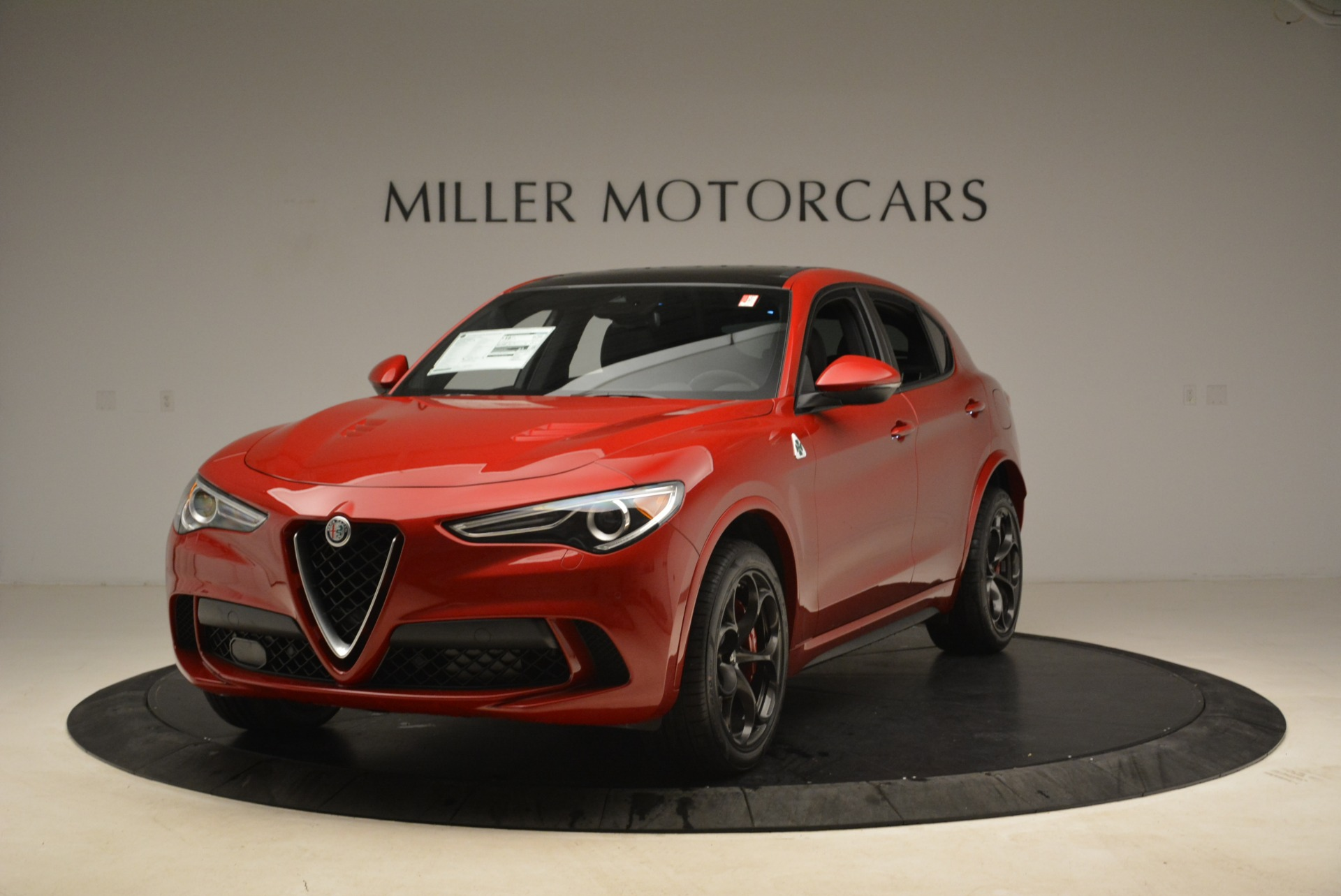 New 2018 Alfa Romeo Stelvio Quadrifoglio For Sale In Greenwich, CT. Alfa Romeo of Greenwich, L404