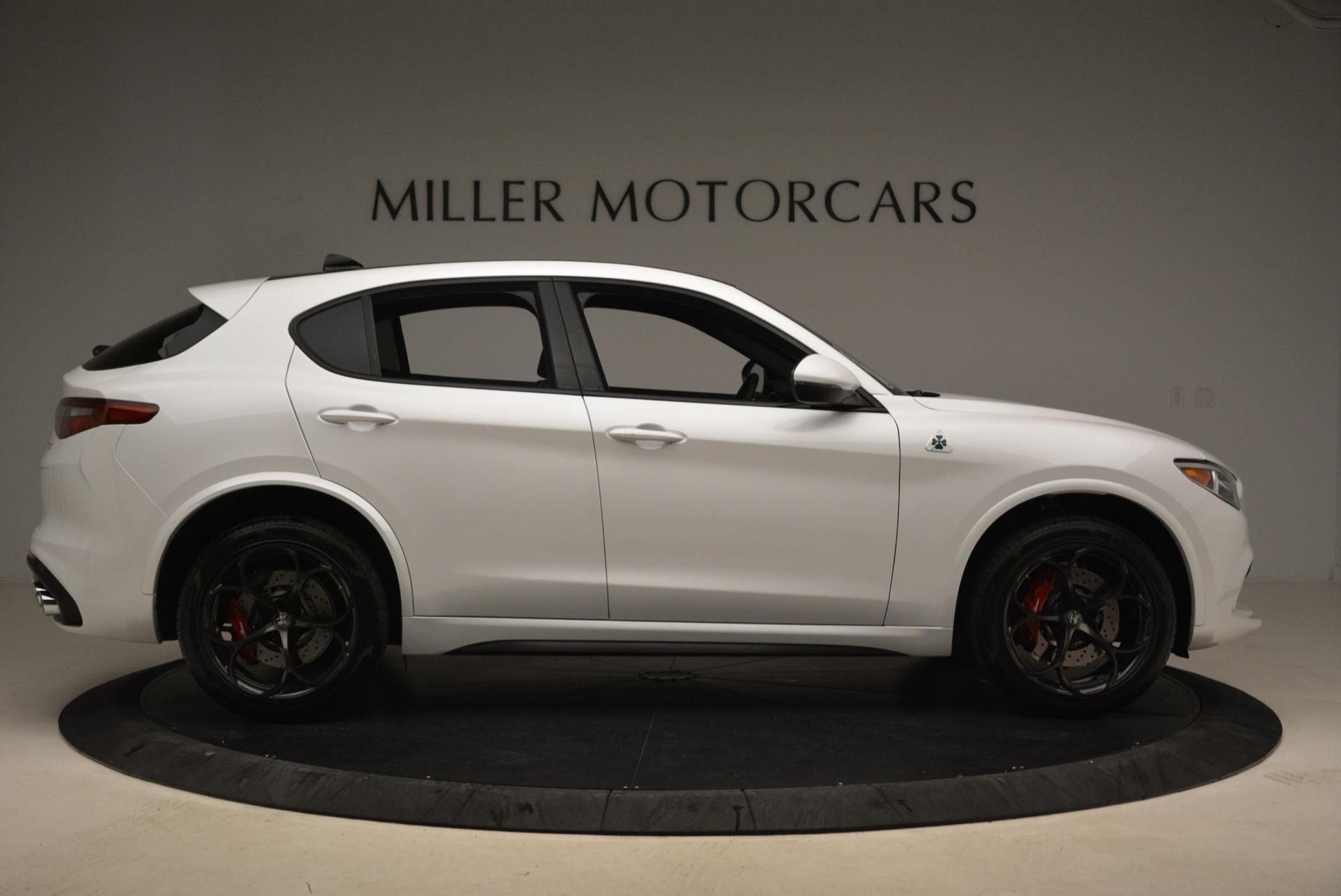 New 2018 Alfa Romeo Stelvio Quadrifoglio For Sale In Greenwich, CT. Alfa Romeo of Greenwich, L407 2254_p9