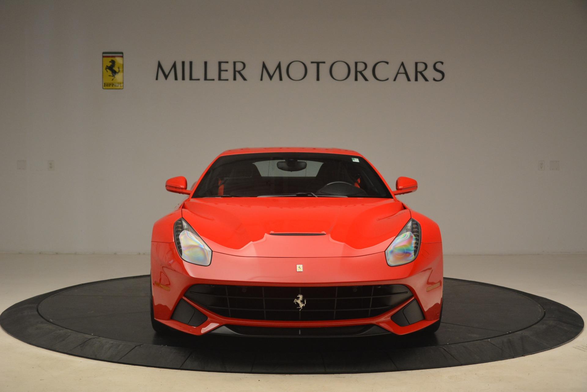 Used 2014 Ferrari F12 Berlinetta  For Sale In Greenwich, CT. Alfa Romeo of Greenwich, 4481 2256_p12