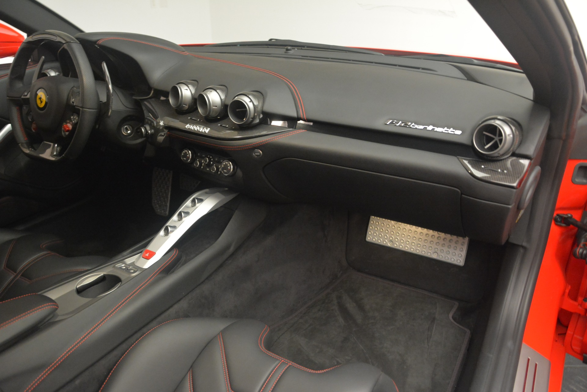 Used 2014 Ferrari F12 Berlinetta  For Sale In Greenwich, CT. Alfa Romeo of Greenwich, 4481 2256_p17