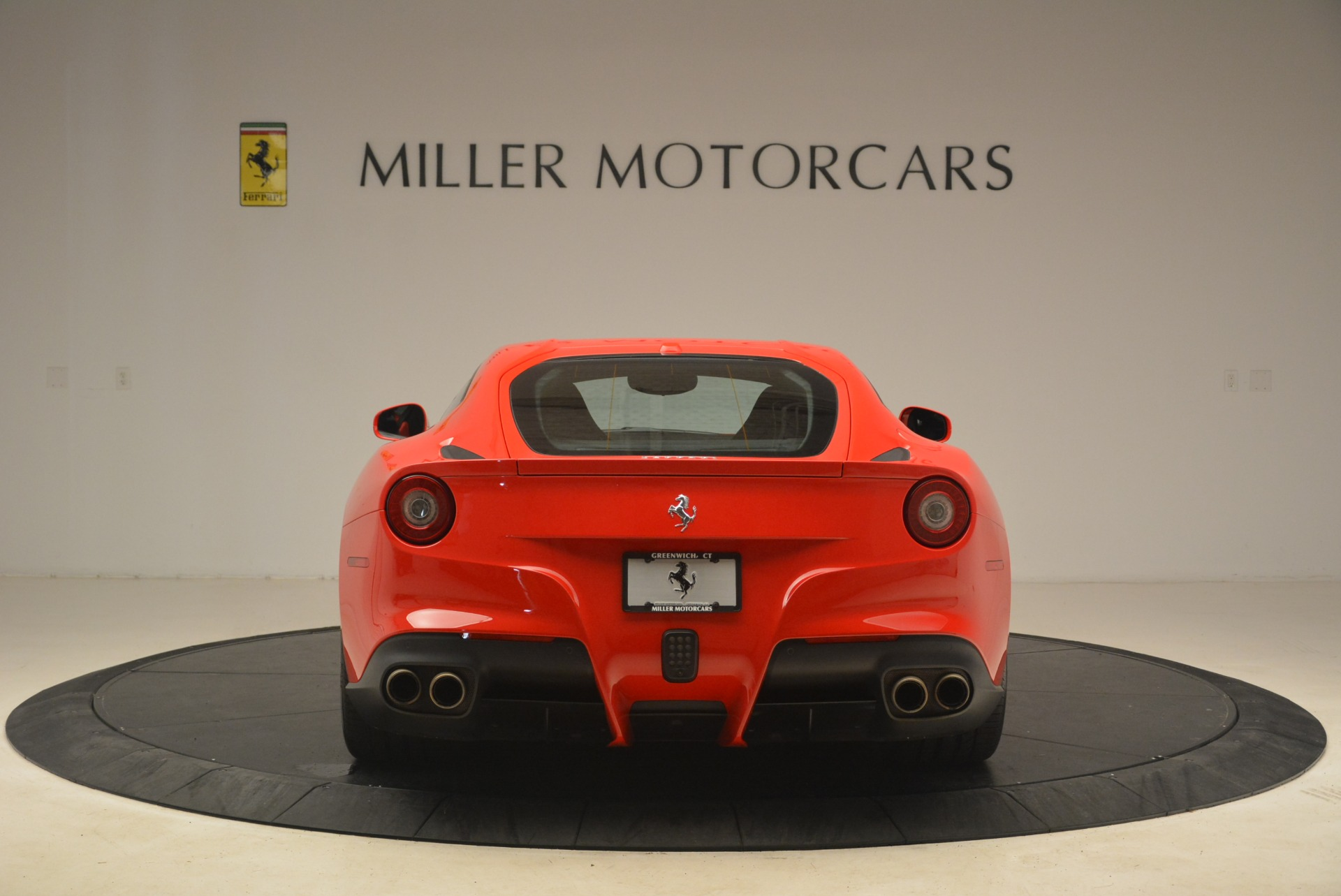 Used 2014 Ferrari F12 Berlinetta  For Sale In Greenwich, CT. Alfa Romeo of Greenwich, 4481 2256_p6
