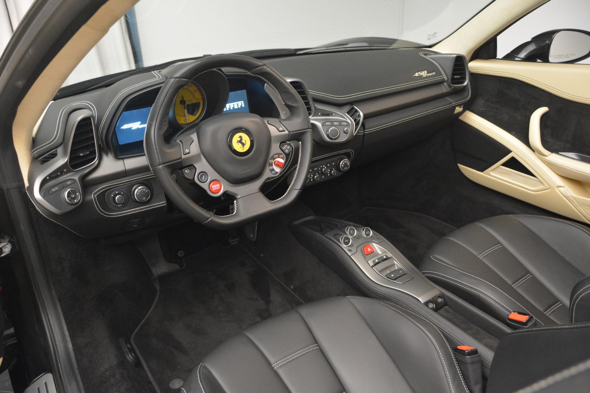 Used 2014 Ferrari 458 Spider  For Sale In Greenwich, CT. Alfa Romeo of Greenwich, 4542 2258_p25