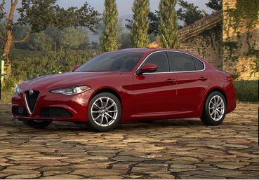 New 2018 Alfa Romeo Giulia Q4 For Sale In Greenwich, CT. Alfa Romeo of Greenwich, L418 2259_main
