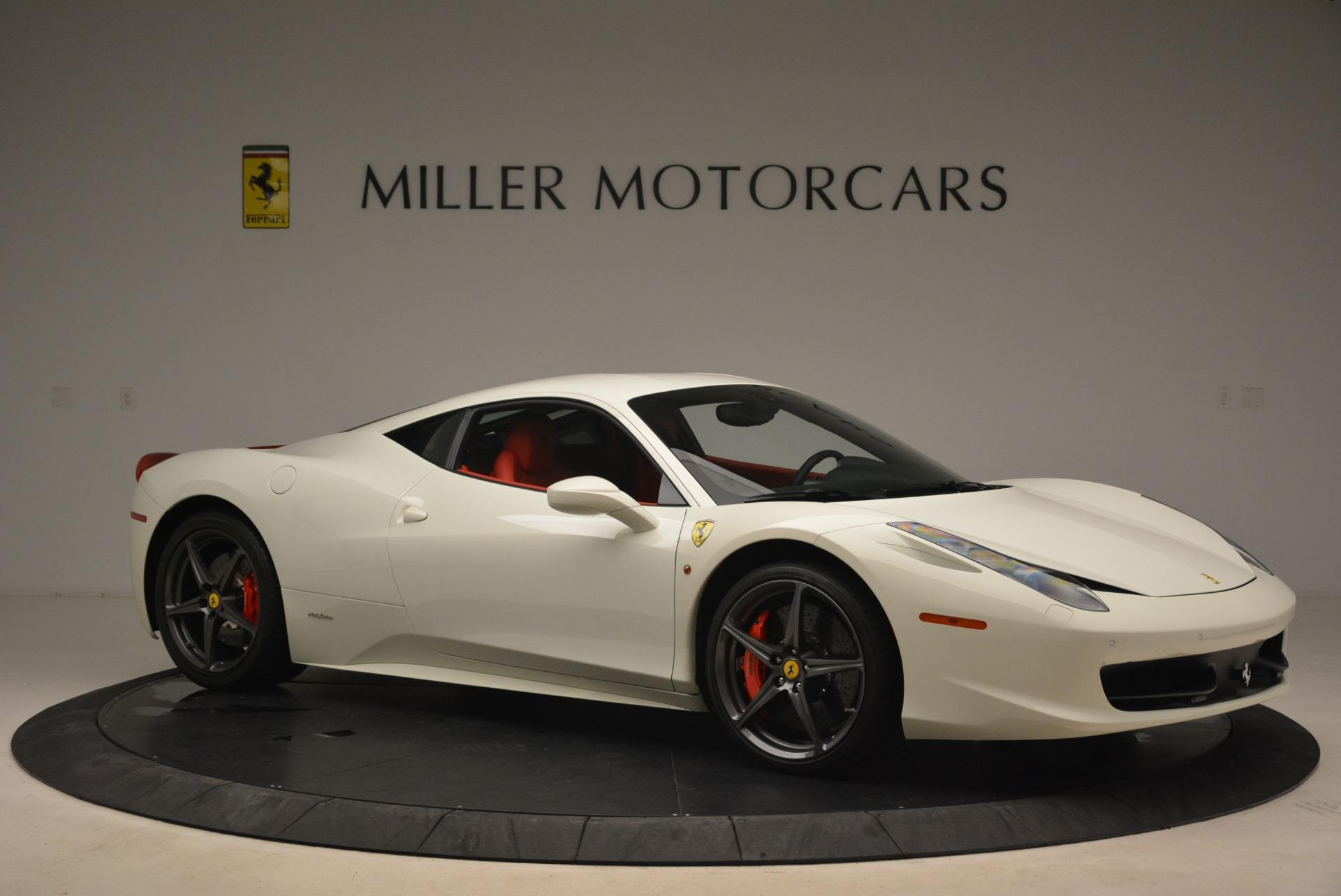 Used 2014 Ferrari 458 Italia  For Sale In Greenwich, CT. Alfa Romeo of Greenwich, 4482 2260_p10