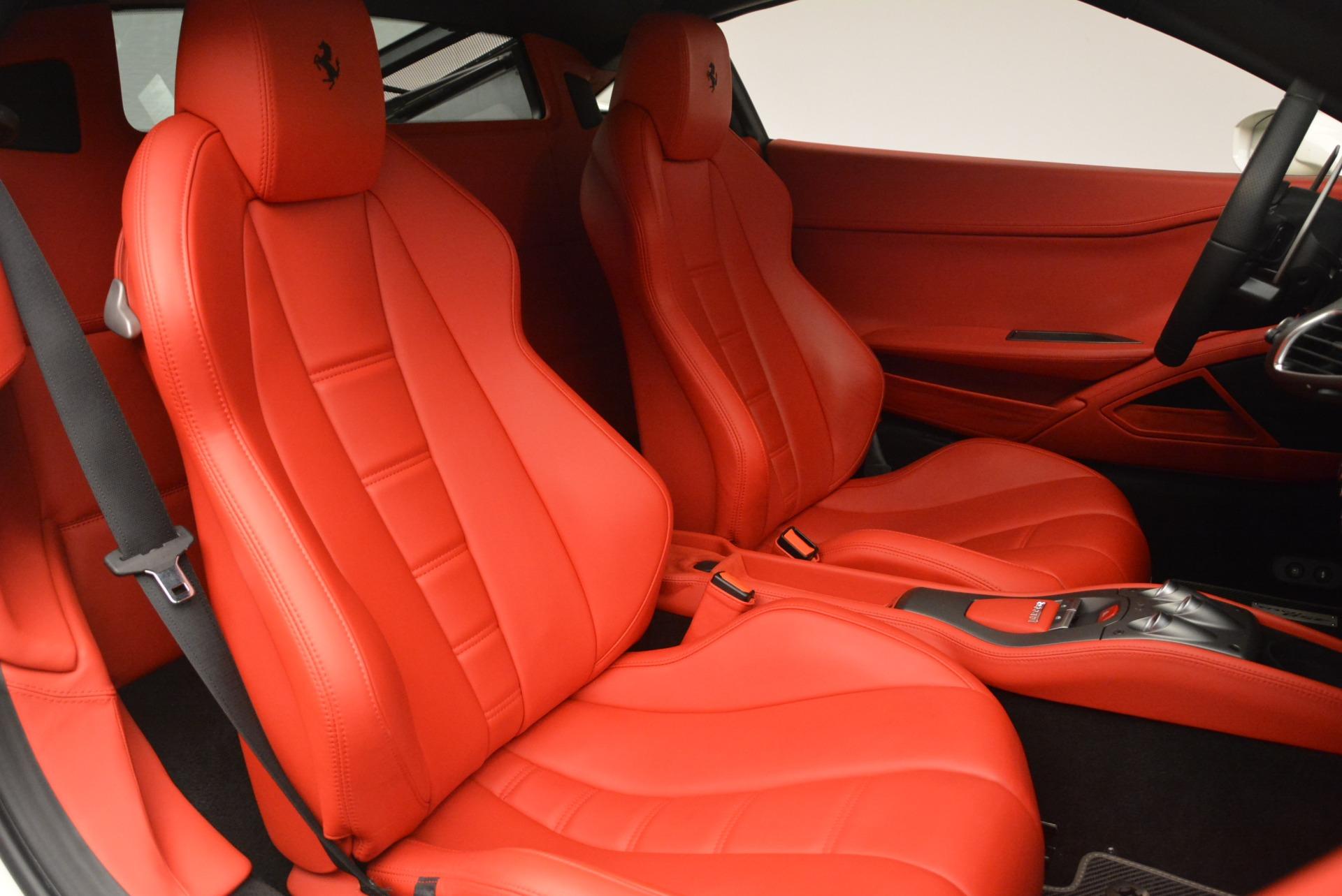 Used 2014 Ferrari 458 Italia  For Sale In Greenwich, CT. Alfa Romeo of Greenwich, 4482 2260_p19