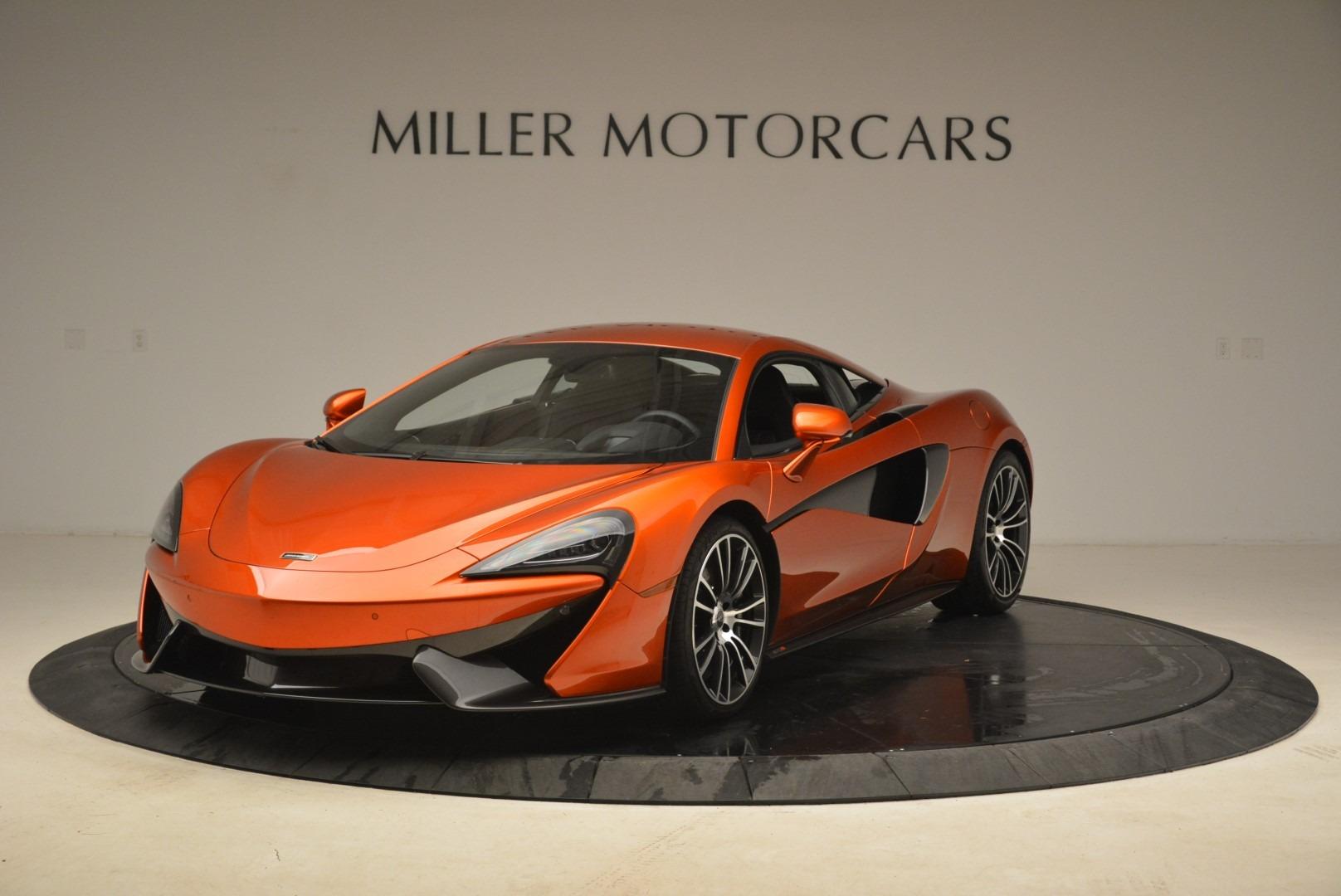 Used 2016 McLaren 570S  For Sale In Greenwich, CT. Alfa Romeo of Greenwich, 3140 2261_main