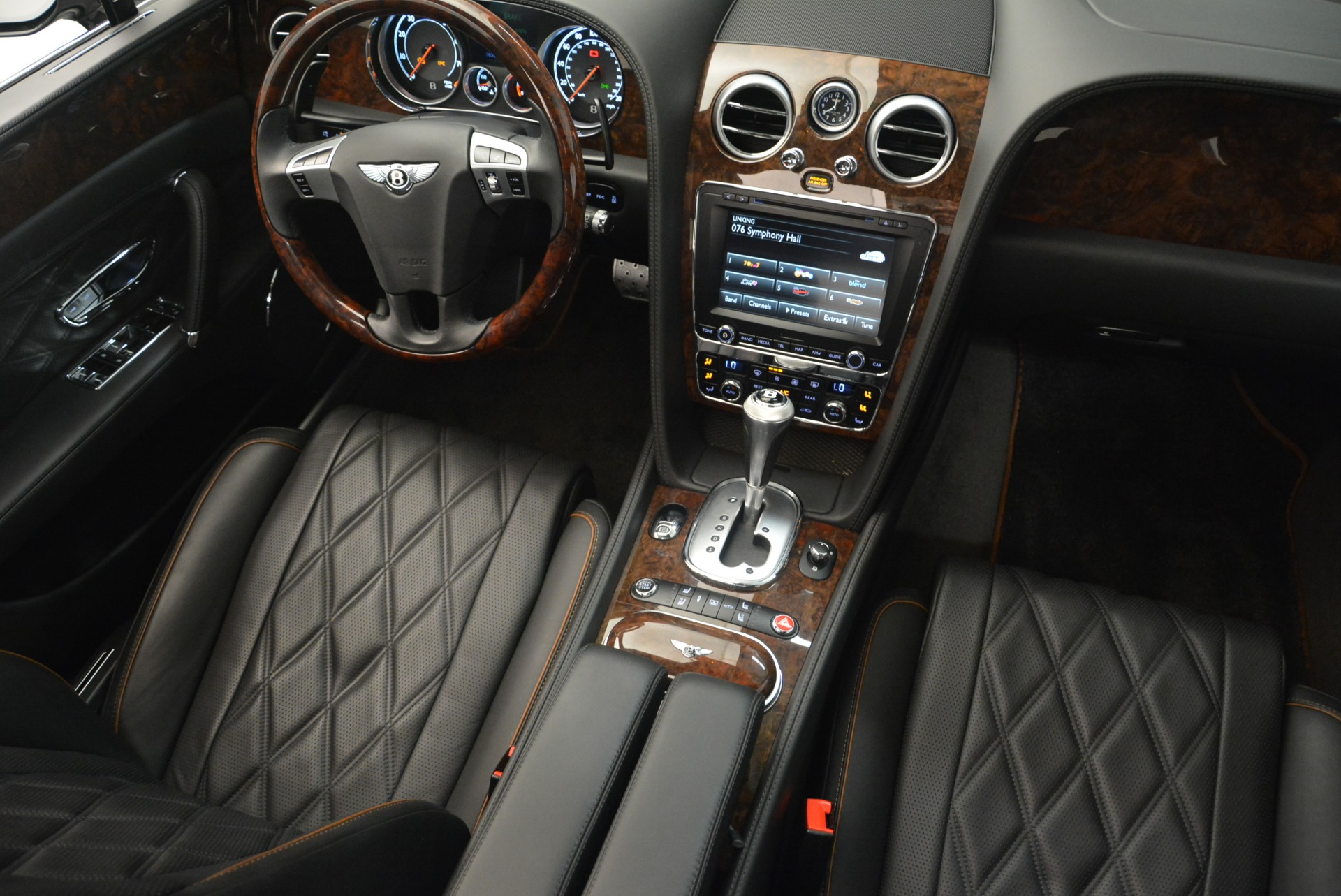 Used 2014 Bentley Flying Spur W12 For Sale In Greenwich, CT. Alfa Romeo of Greenwich, 7372 2267_p21