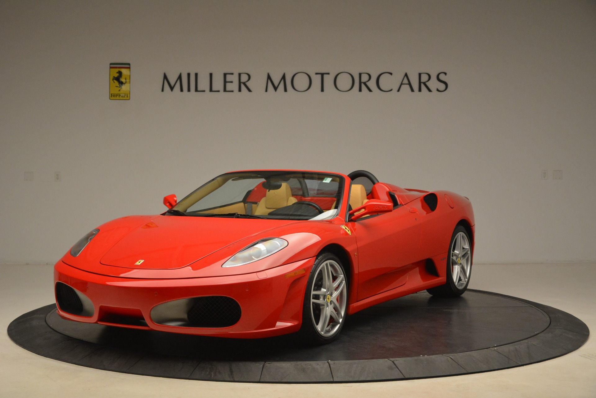 Used 2008 Ferrari F430 Spider For Sale In Greenwich, CT. Alfa Romeo of Greenwich, 4457A 2268_main