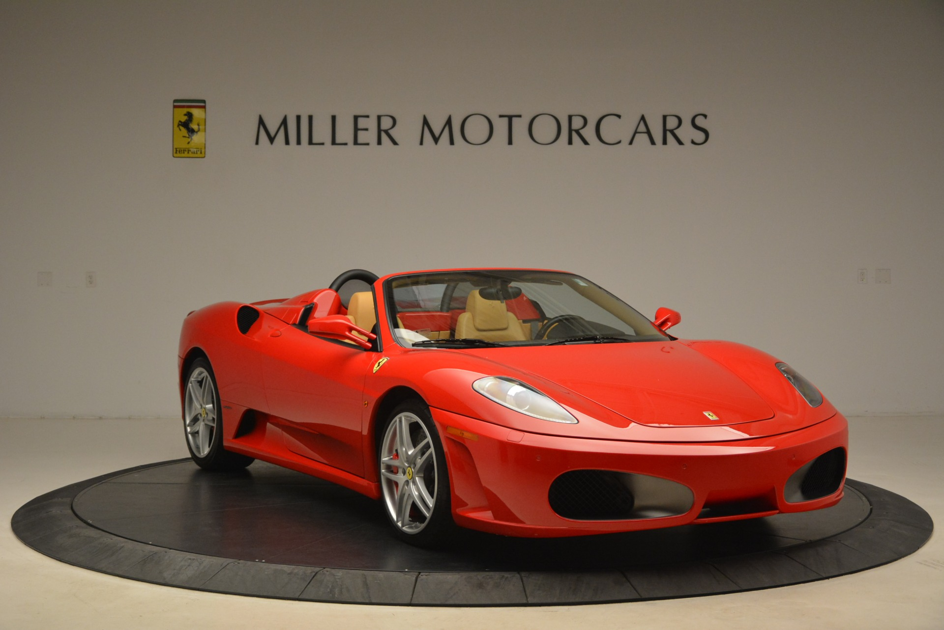 Used 2008 Ferrari F430 Spider For Sale In Greenwich, CT. Alfa Romeo of Greenwich, 4457A 2268_p11