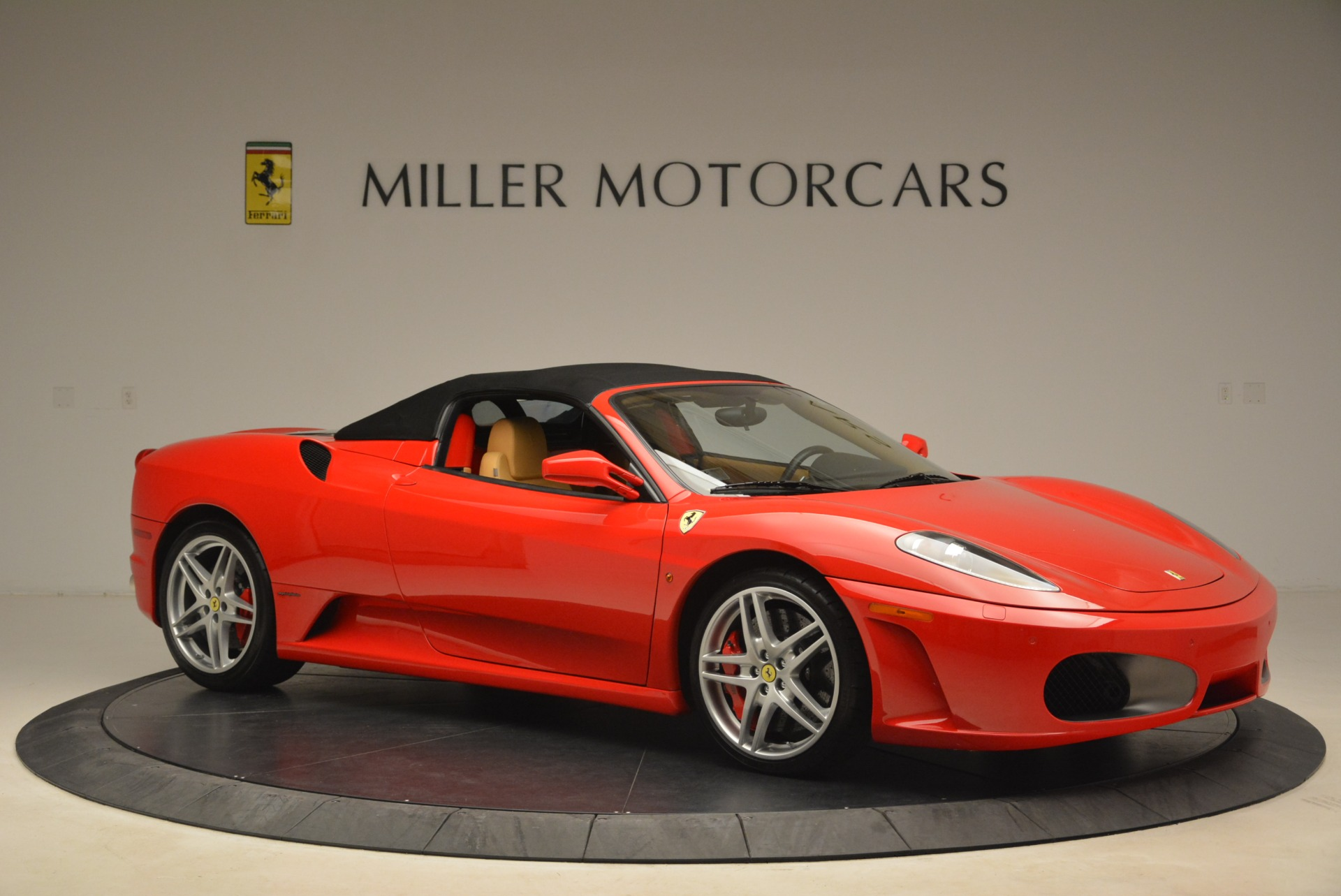 Used 2008 Ferrari F430 Spider For Sale In Greenwich, CT. Alfa Romeo of Greenwich, 4457A 2268_p22