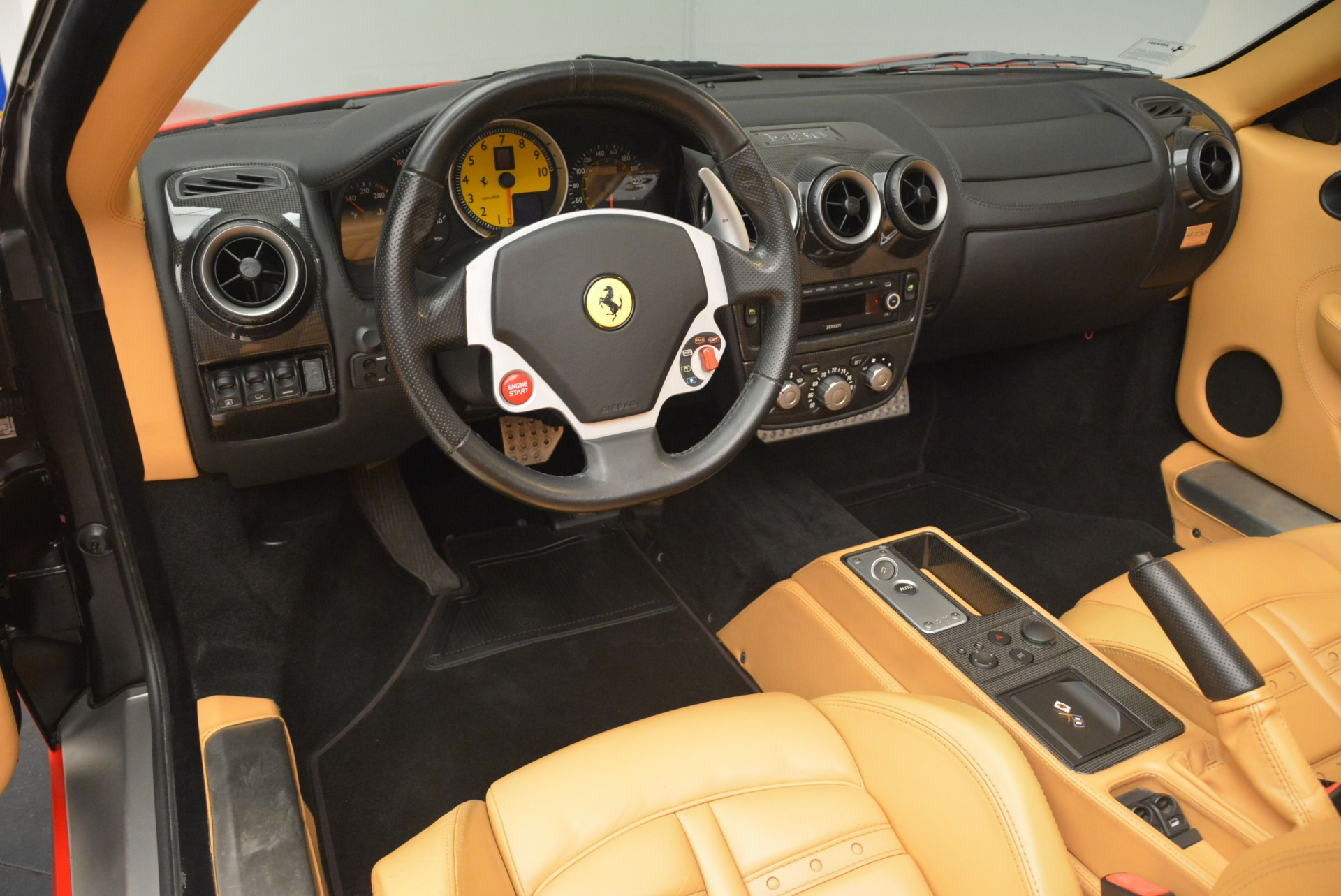 Used 2008 Ferrari F430 Spider For Sale In Greenwich, CT. Alfa Romeo of Greenwich, 4457A 2268_p25