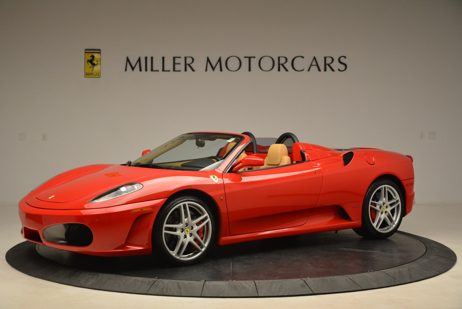 Used 2008 Ferrari F430 Spider For Sale In Greenwich, CT. Alfa Romeo of Greenwich, 4457A 2268_p2