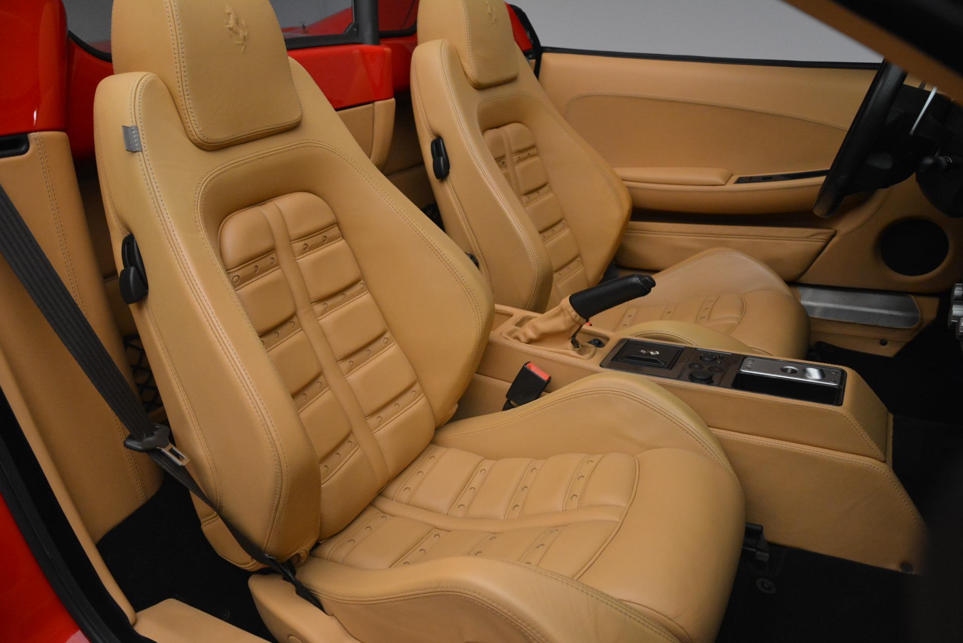 Used 2008 Ferrari F430 Spider For Sale In Greenwich, CT. Alfa Romeo of Greenwich, 4457A 2268_p31