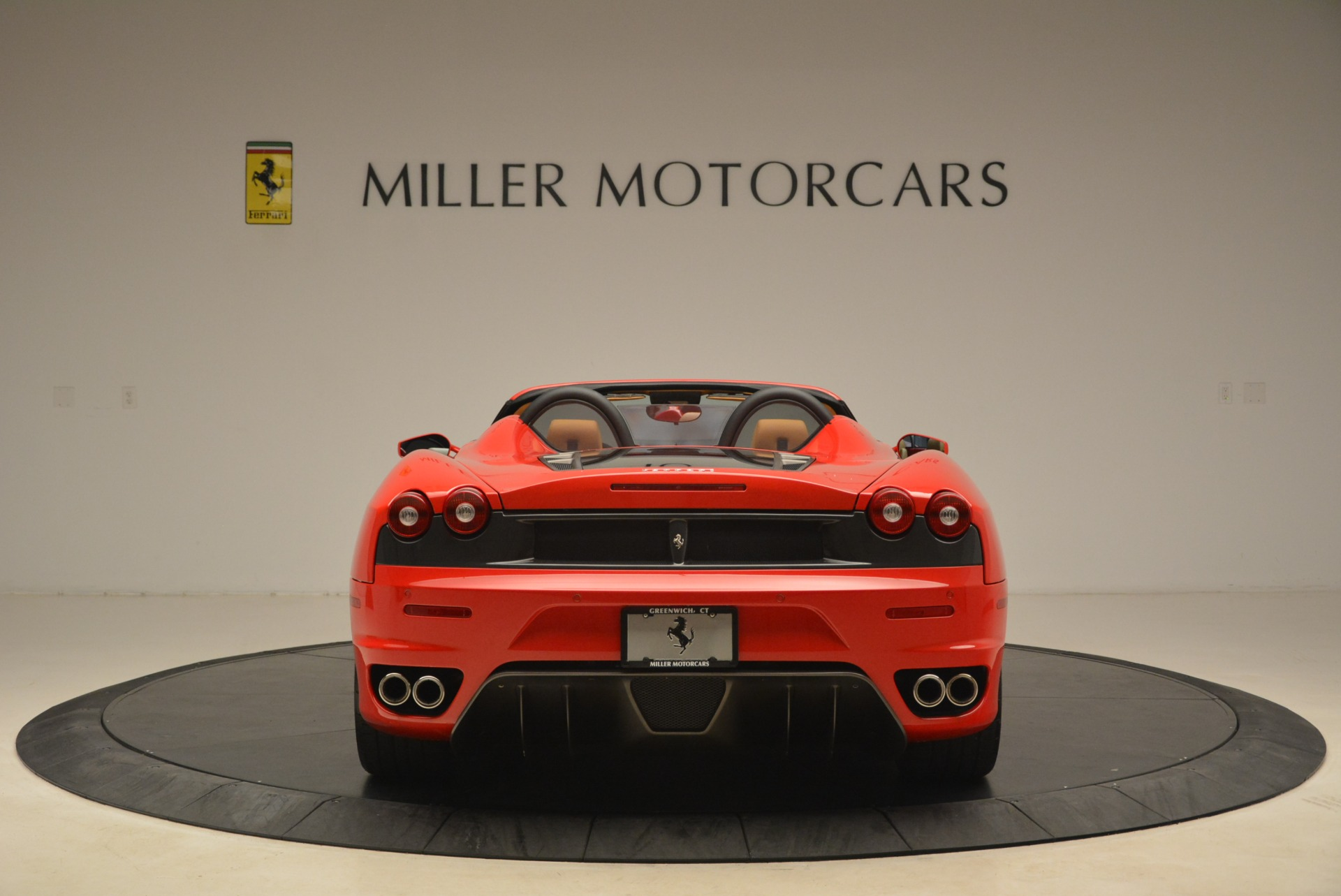 Used 2008 Ferrari F430 Spider For Sale In Greenwich, CT. Alfa Romeo of Greenwich, 4457A 2268_p6
