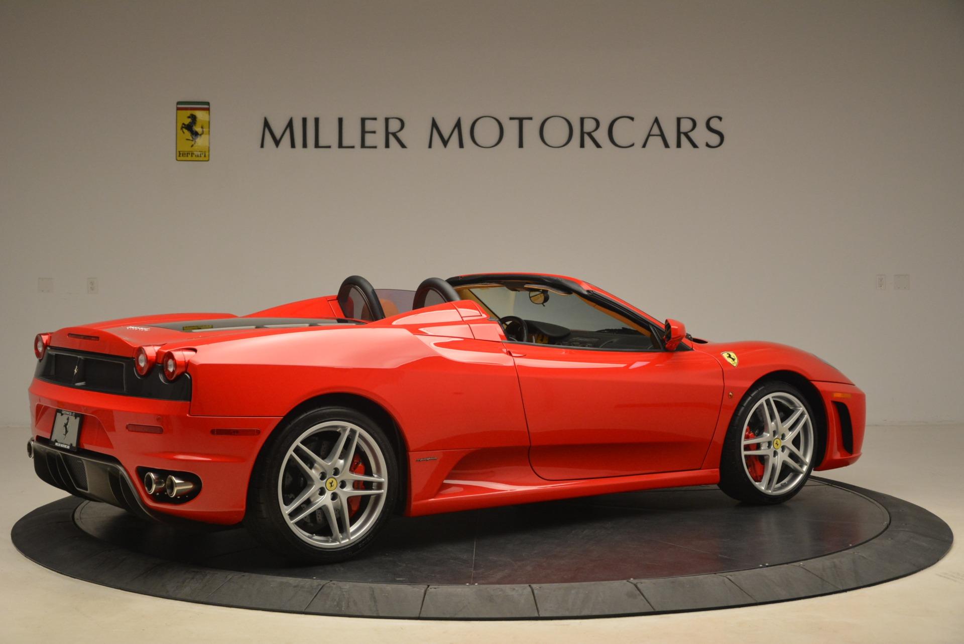 Used 2008 Ferrari F430 Spider For Sale $0 In Greenwich, CT 2268_p8