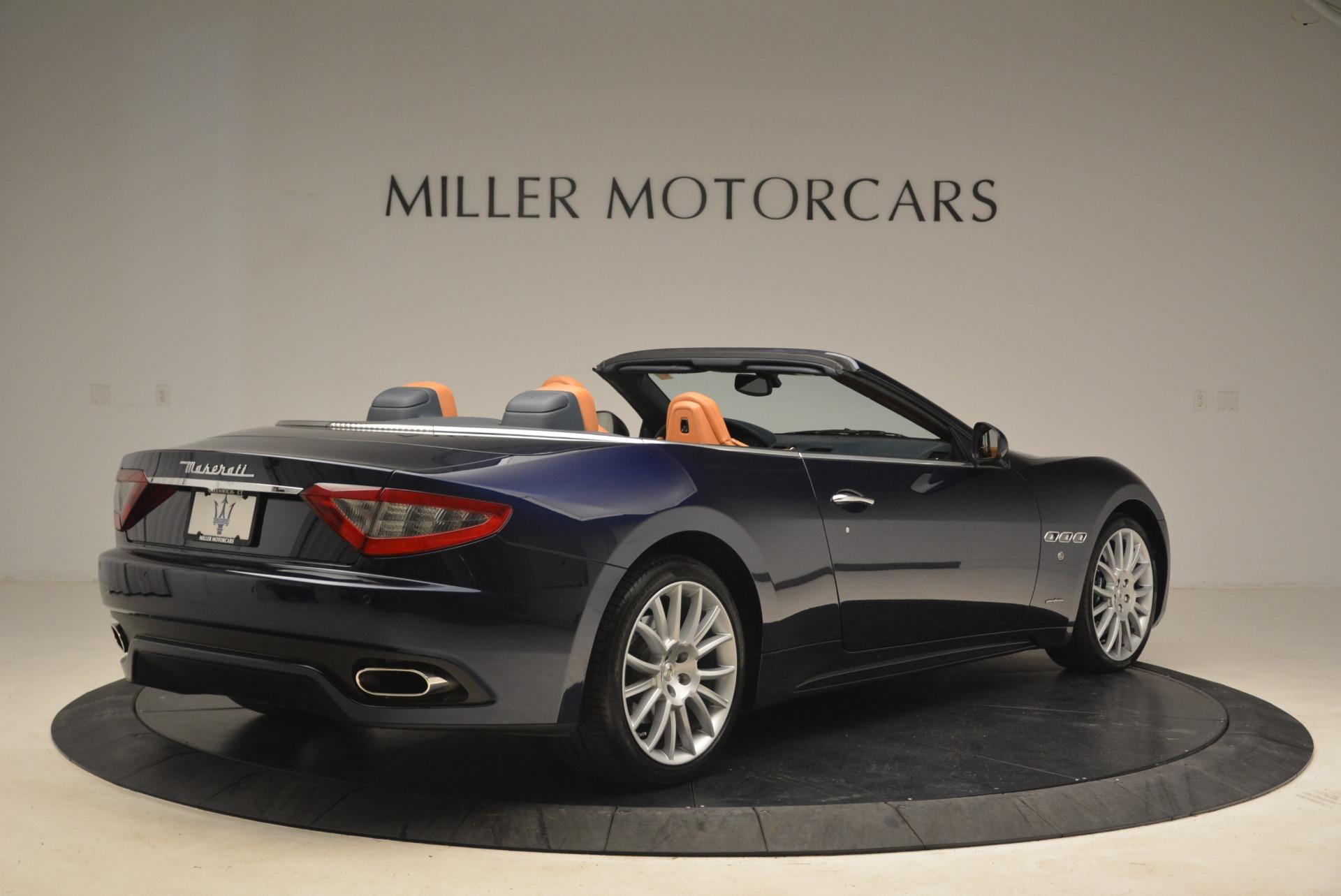 Used 2014 Maserati GranTurismo Sport For Sale In Greenwich, CT. Alfa Romeo of Greenwich, 7370 2269_p10