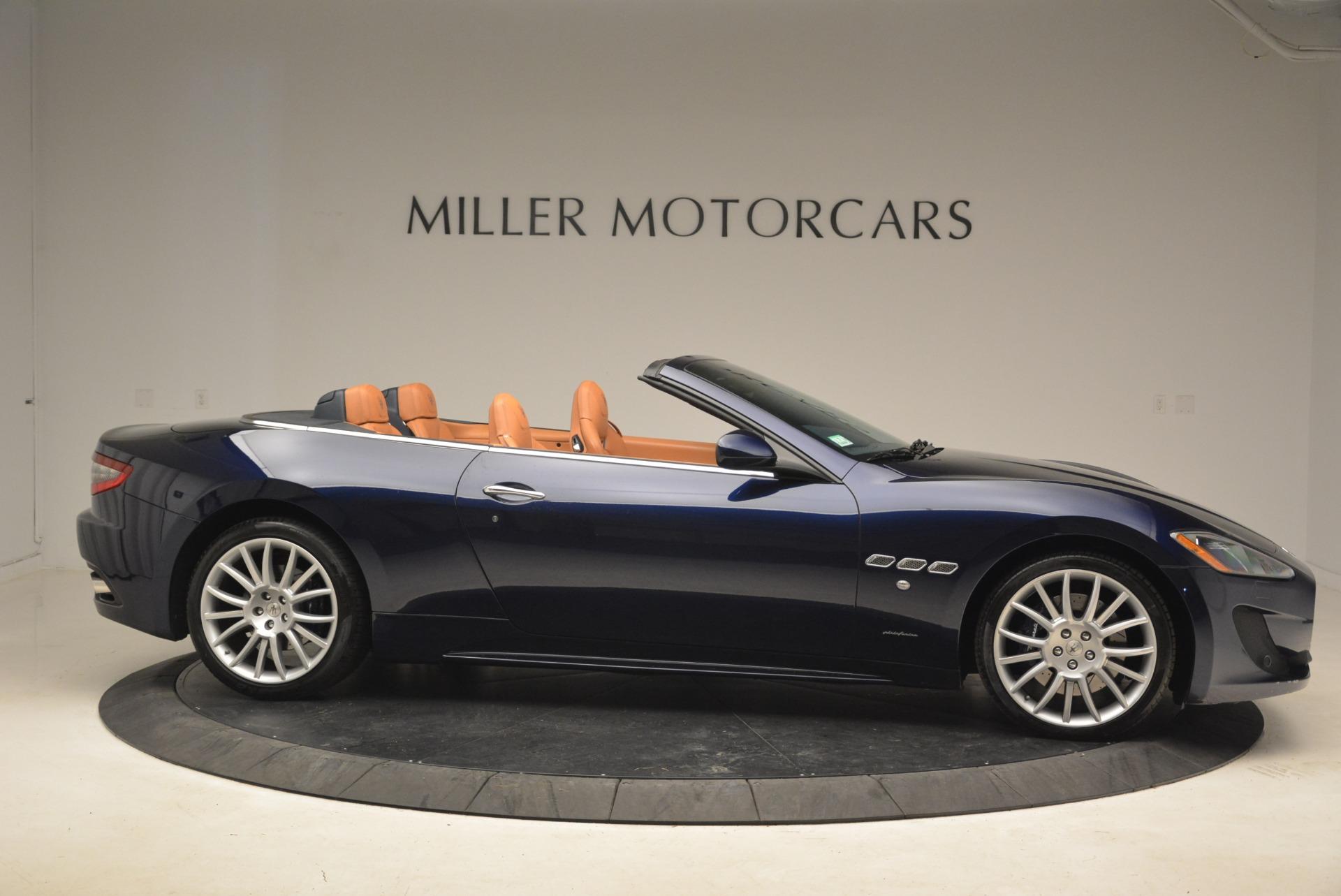 Used 2014 Maserati GranTurismo Sport For Sale In Greenwich, CT. Alfa Romeo of Greenwich, 7370 2269_p13