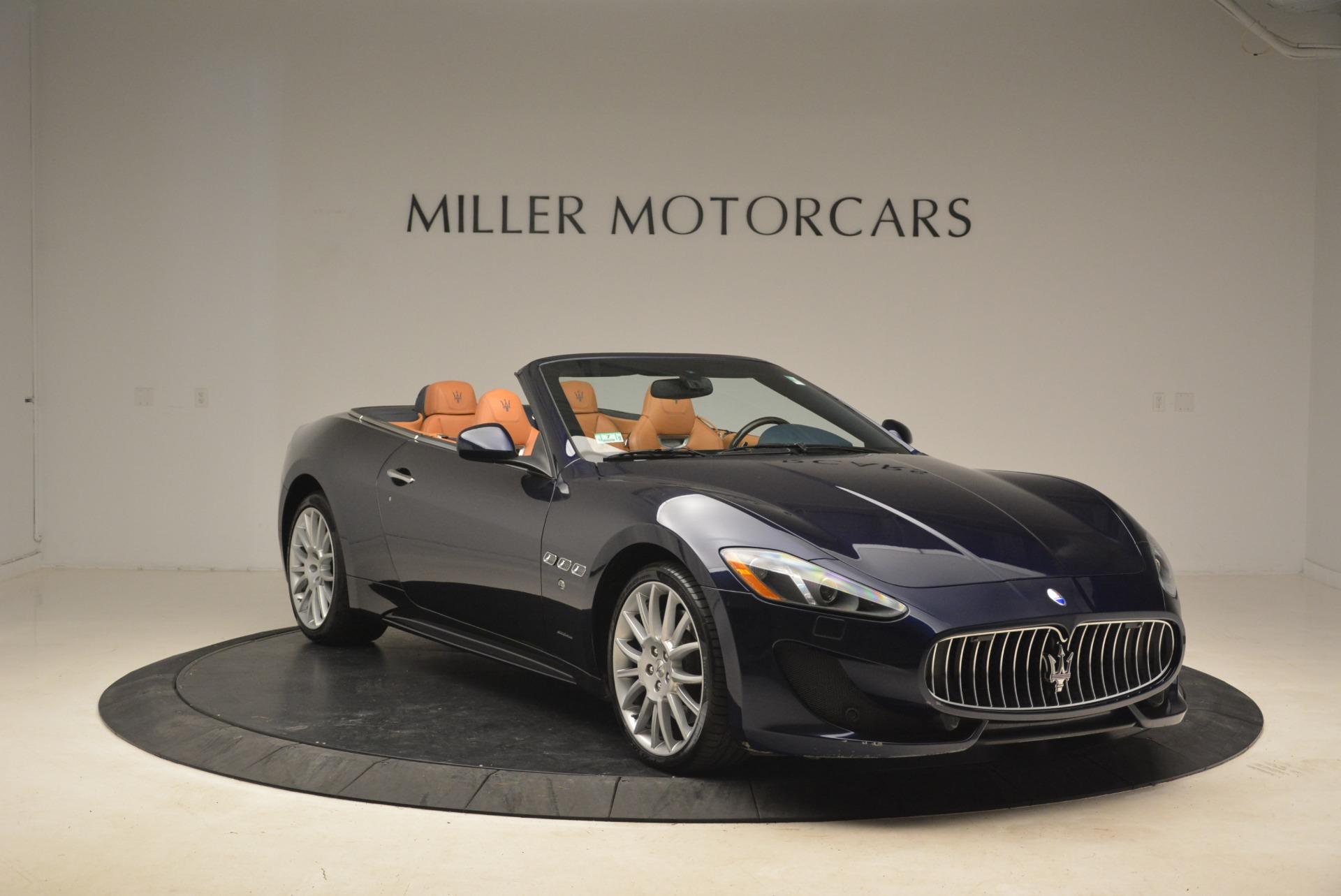 Used 2014 Maserati GranTurismo Sport For Sale In Greenwich, CT. Alfa Romeo of Greenwich, 7370 2269_p17