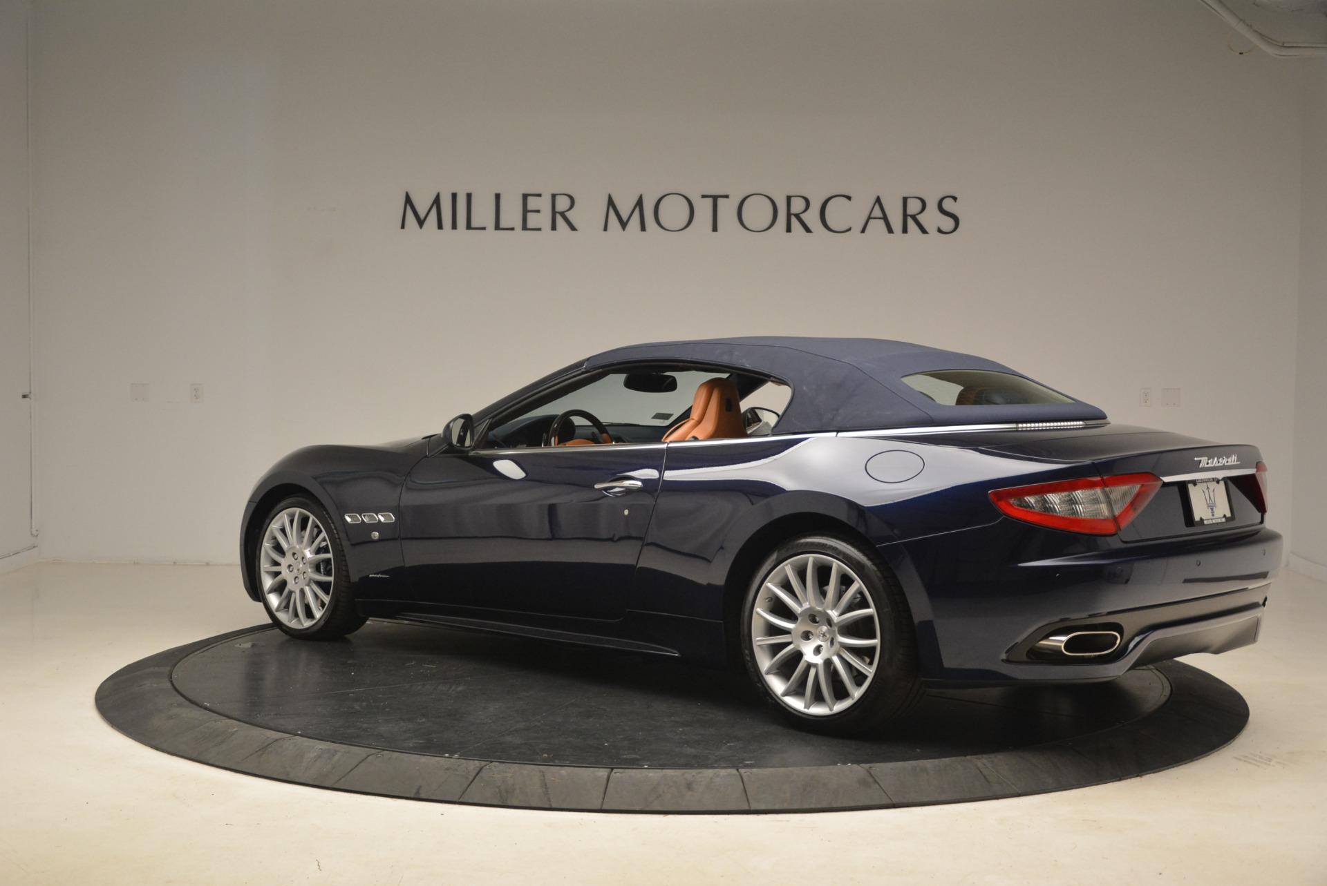 Used 2014 Maserati GranTurismo Sport For Sale In Greenwich, CT. Alfa Romeo of Greenwich, 7370 2269_p20